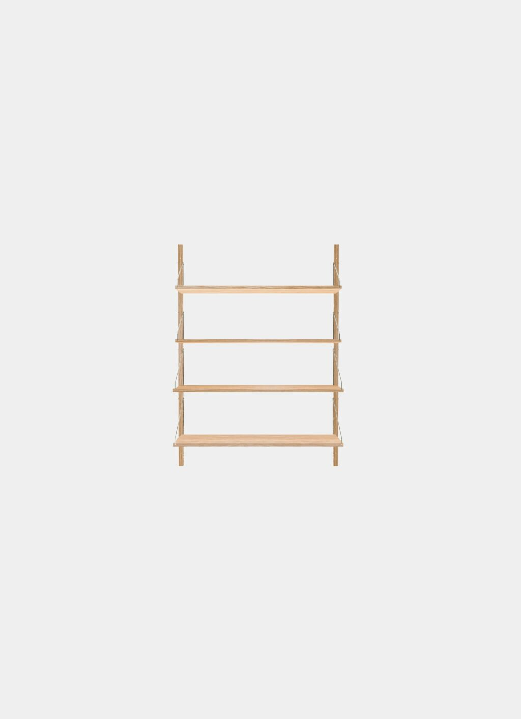 Frama - Shelf Library - Natural - H1148 - Single Section