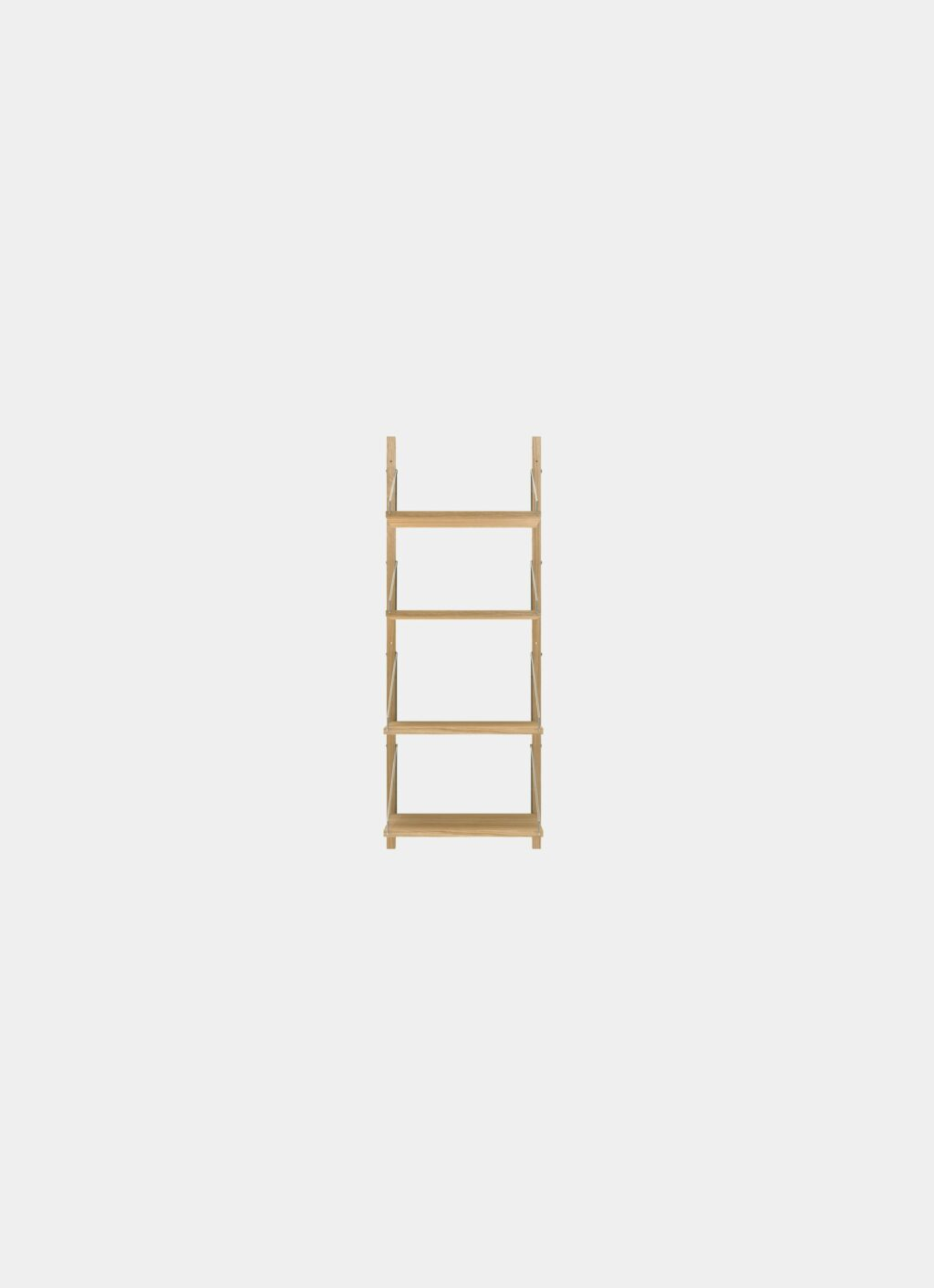 Frama - Shelf Library - Natural - H1148 - W40 Section