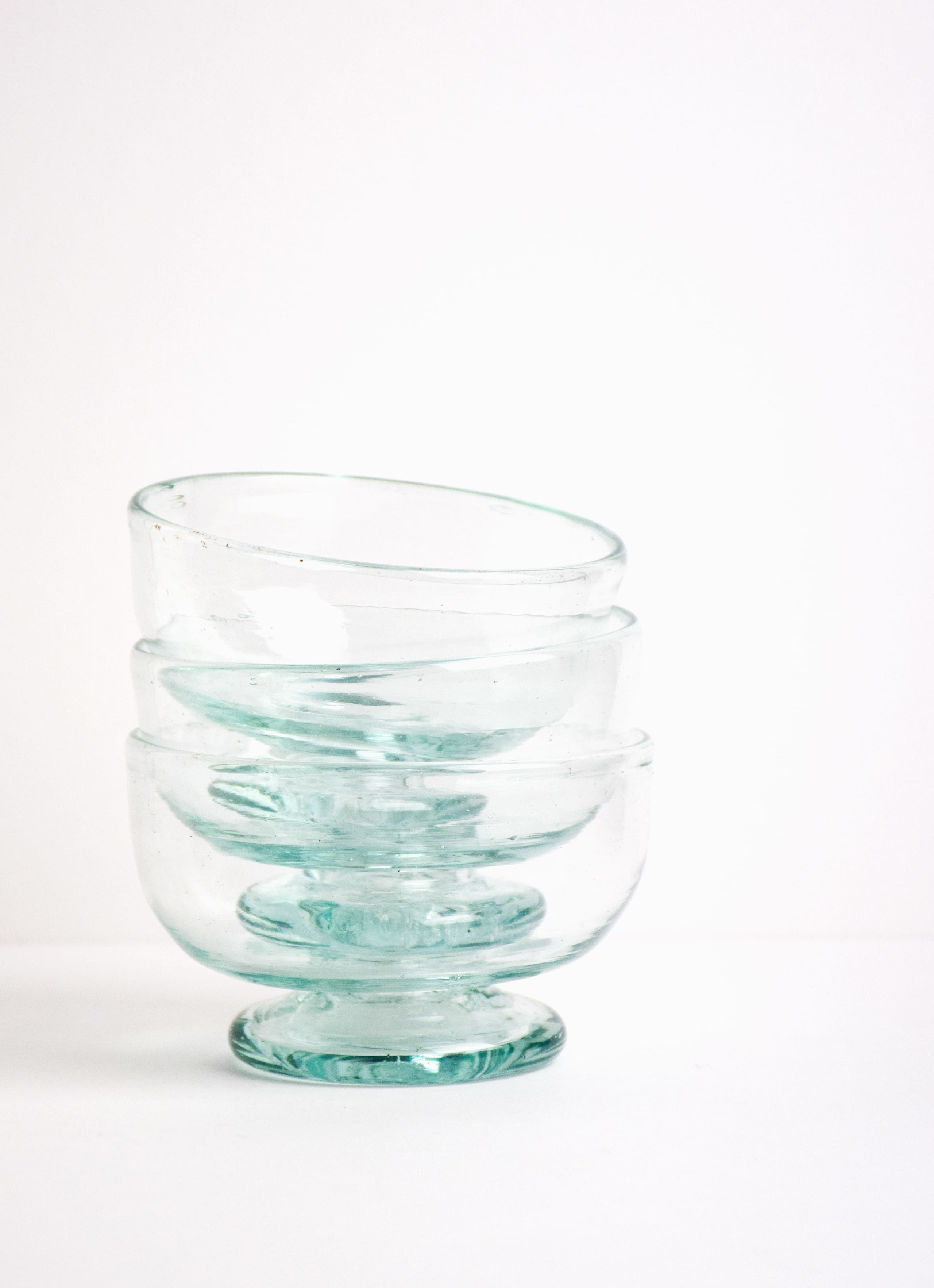 La Soufflerie - Pilgrim - transparent - recycled glass