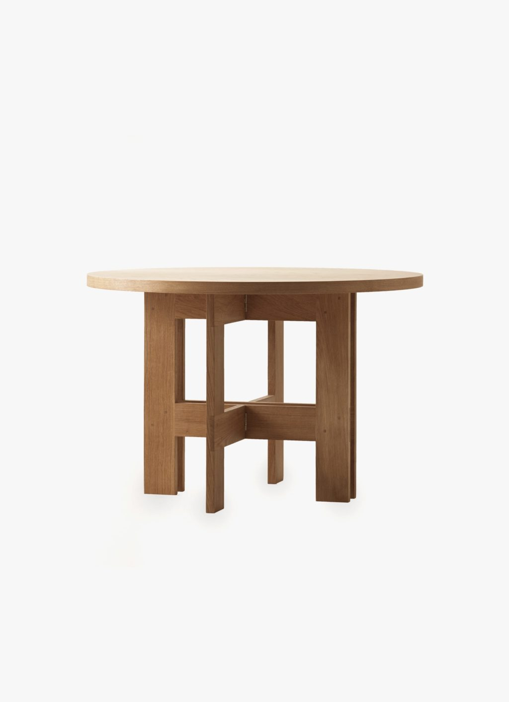 Frama - Farmhouse Table - Round 120cm