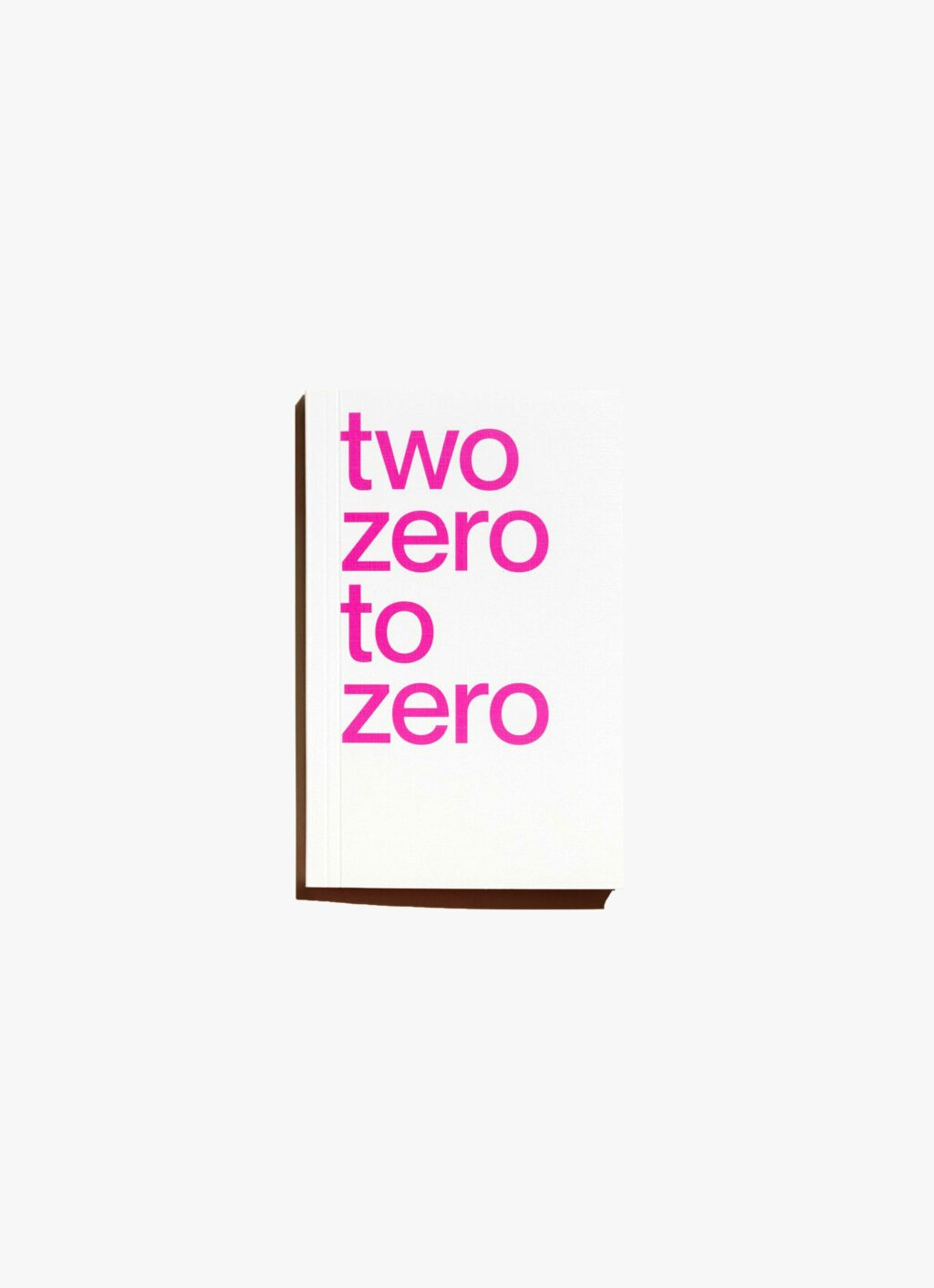 Julie Joliat - 2020 Planner - two zero to zero - White