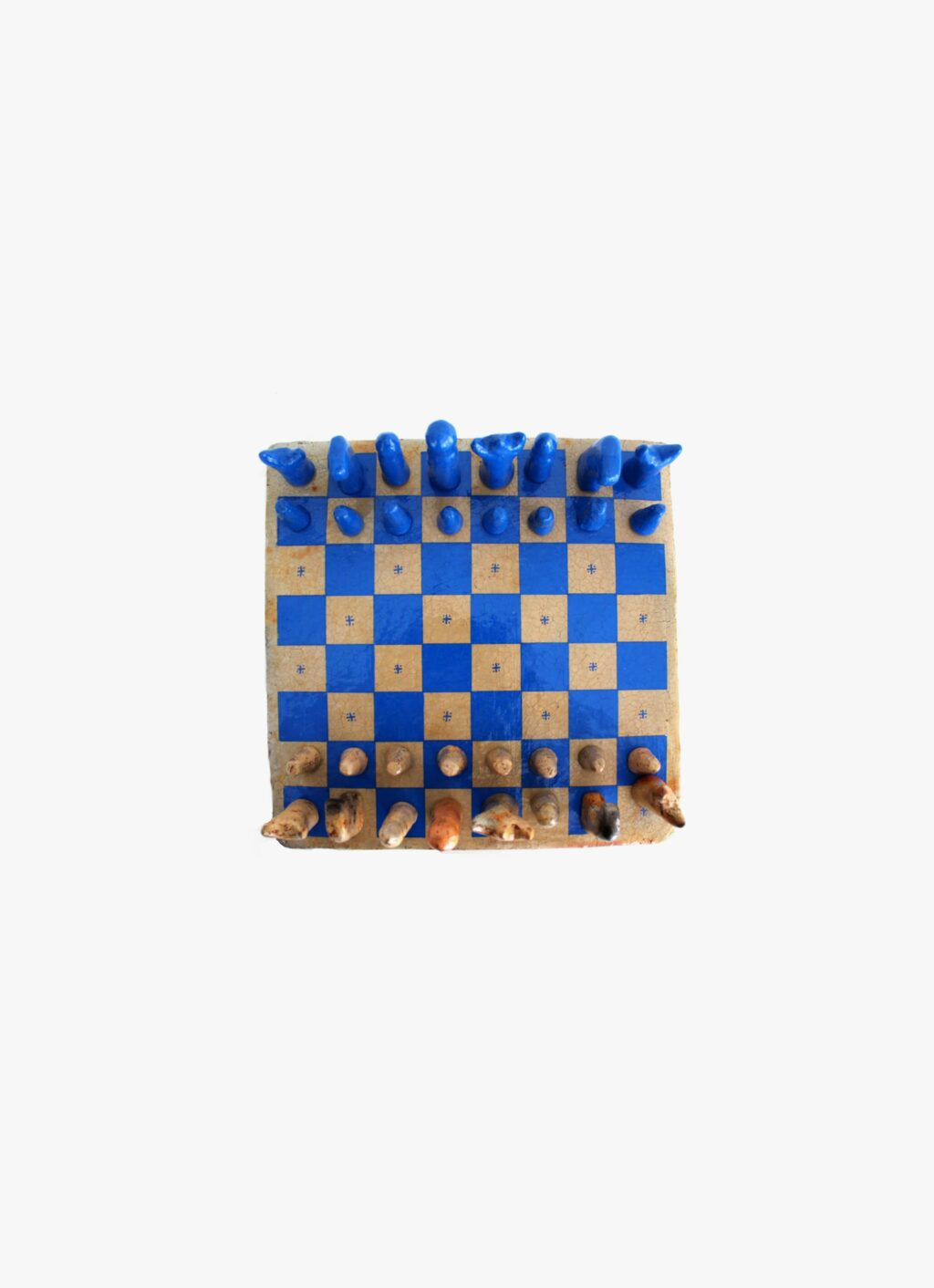 Flayou - Chich-Bich - Chess - Special edition - Neon blue