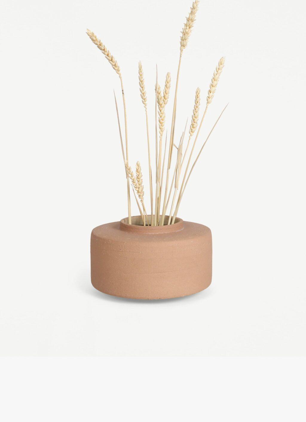 Frama - Otto - Platform Vase - Terra Sand - Small
