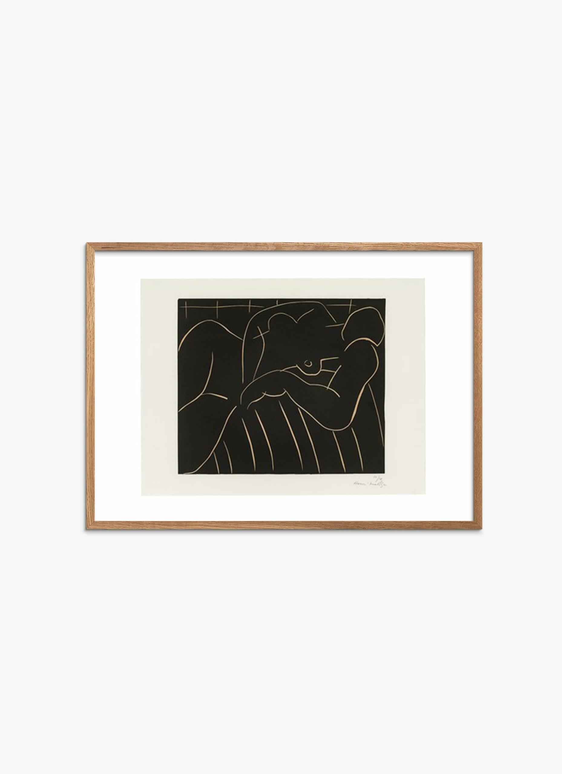 Matisse - Art Print - La Sieste - 70x50cm