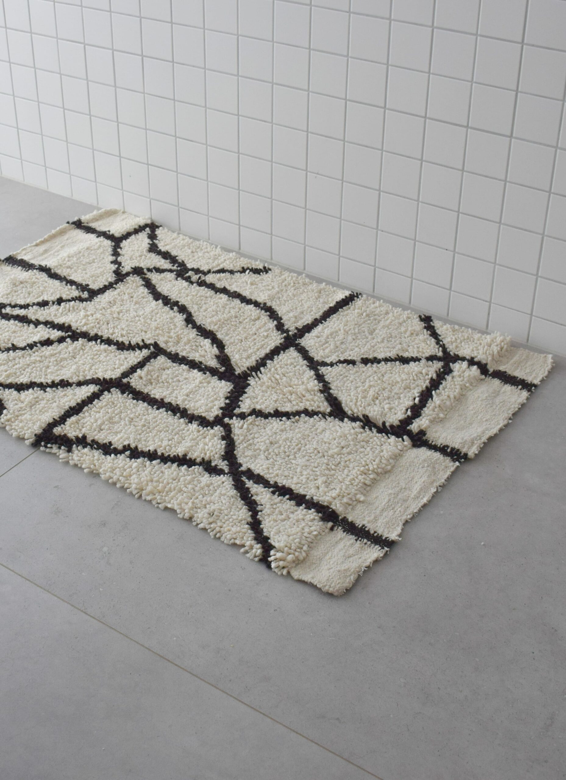 Que onda vos - Handwoven rug - Pelu