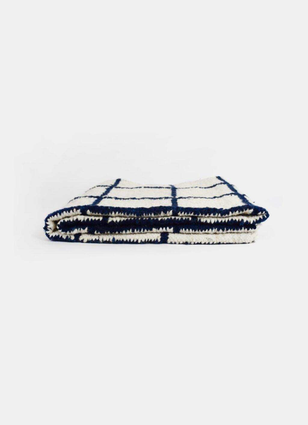 Que onda vos - Handwoven rug - La Mapa - 85x140cm