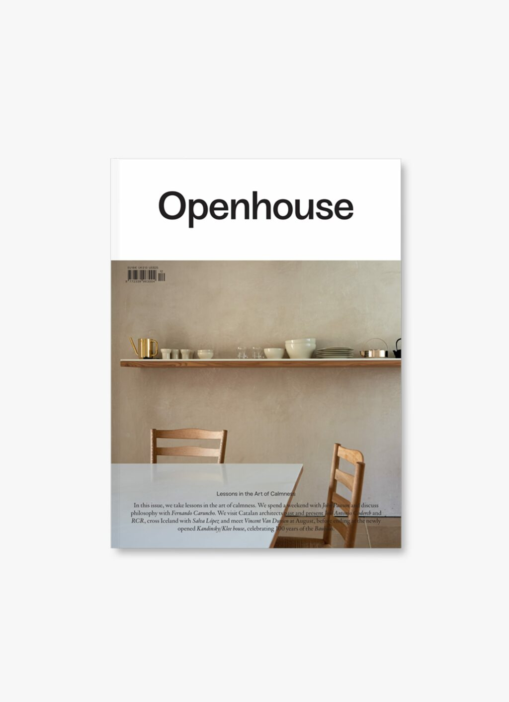 Openhouse Magazine - Issue 12