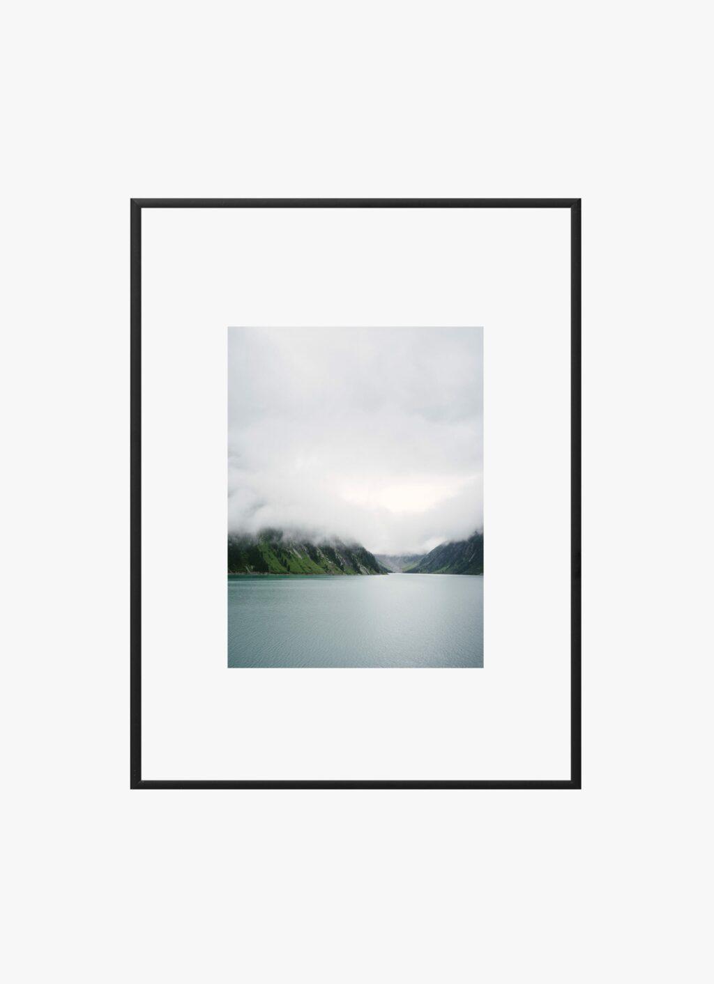 Julius Hirtzberger - Fine Art Print - Stauraum - A4
