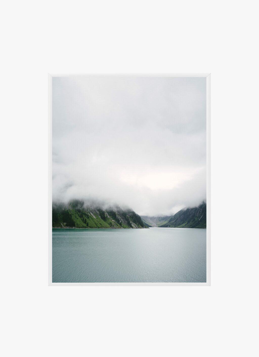 Julius Hirtzberger - Fine Art Print - Stauraum - A3
