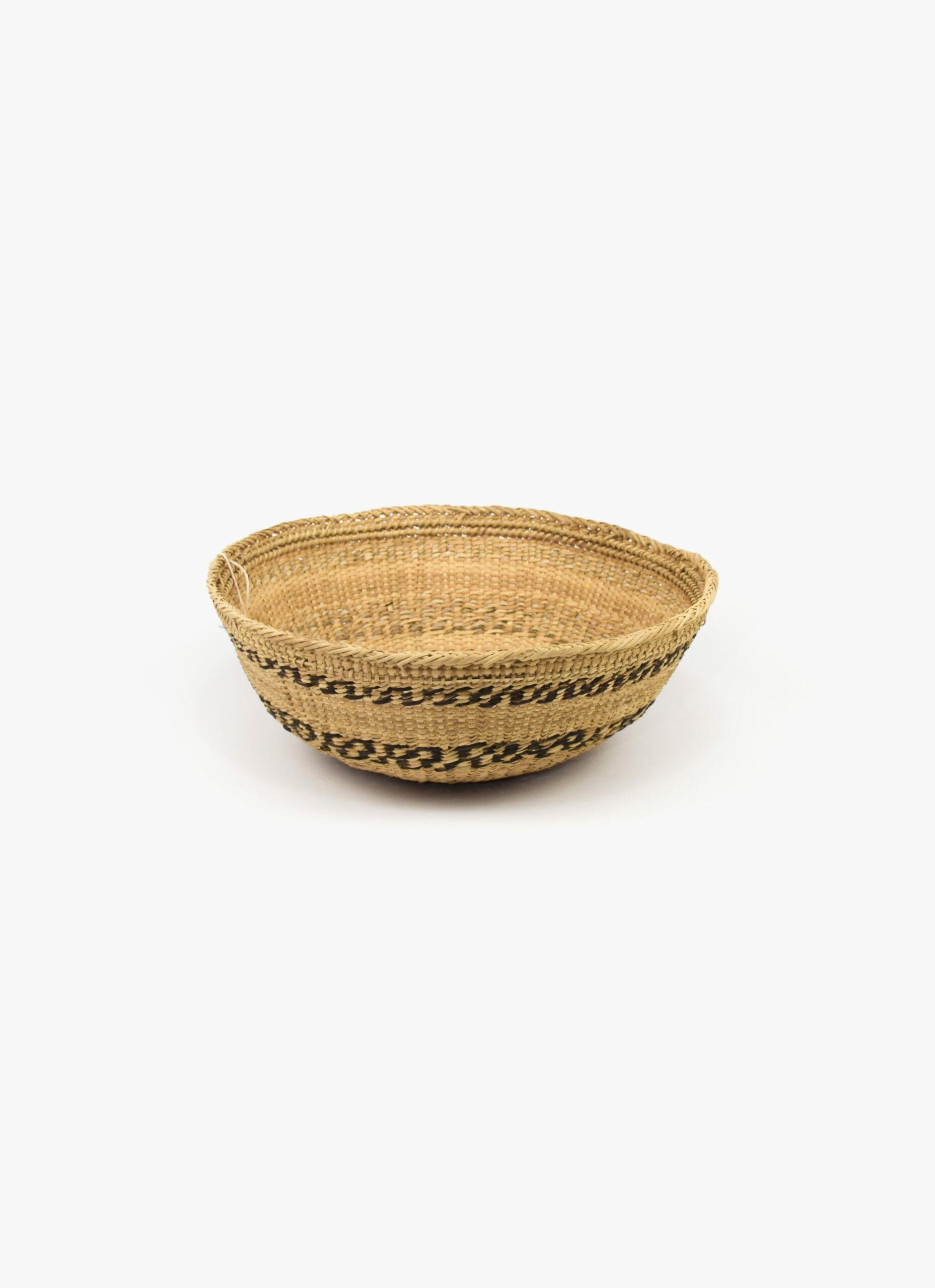Incausa - Xotehe Basket by Yanomami People - 13x38cm