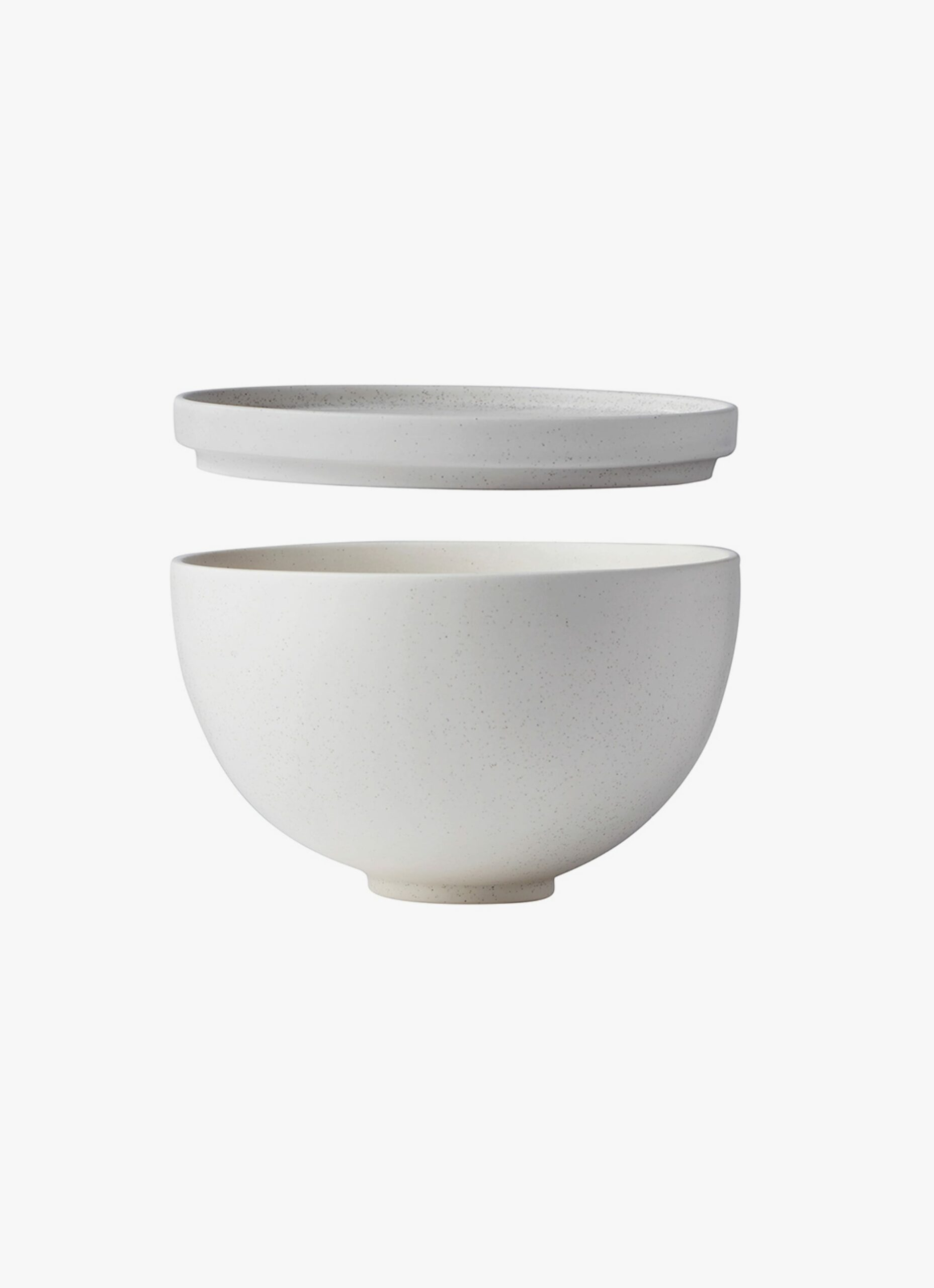 Kristina Dam Studio - Setomono Bowl Set - Stoneware - off-white - L