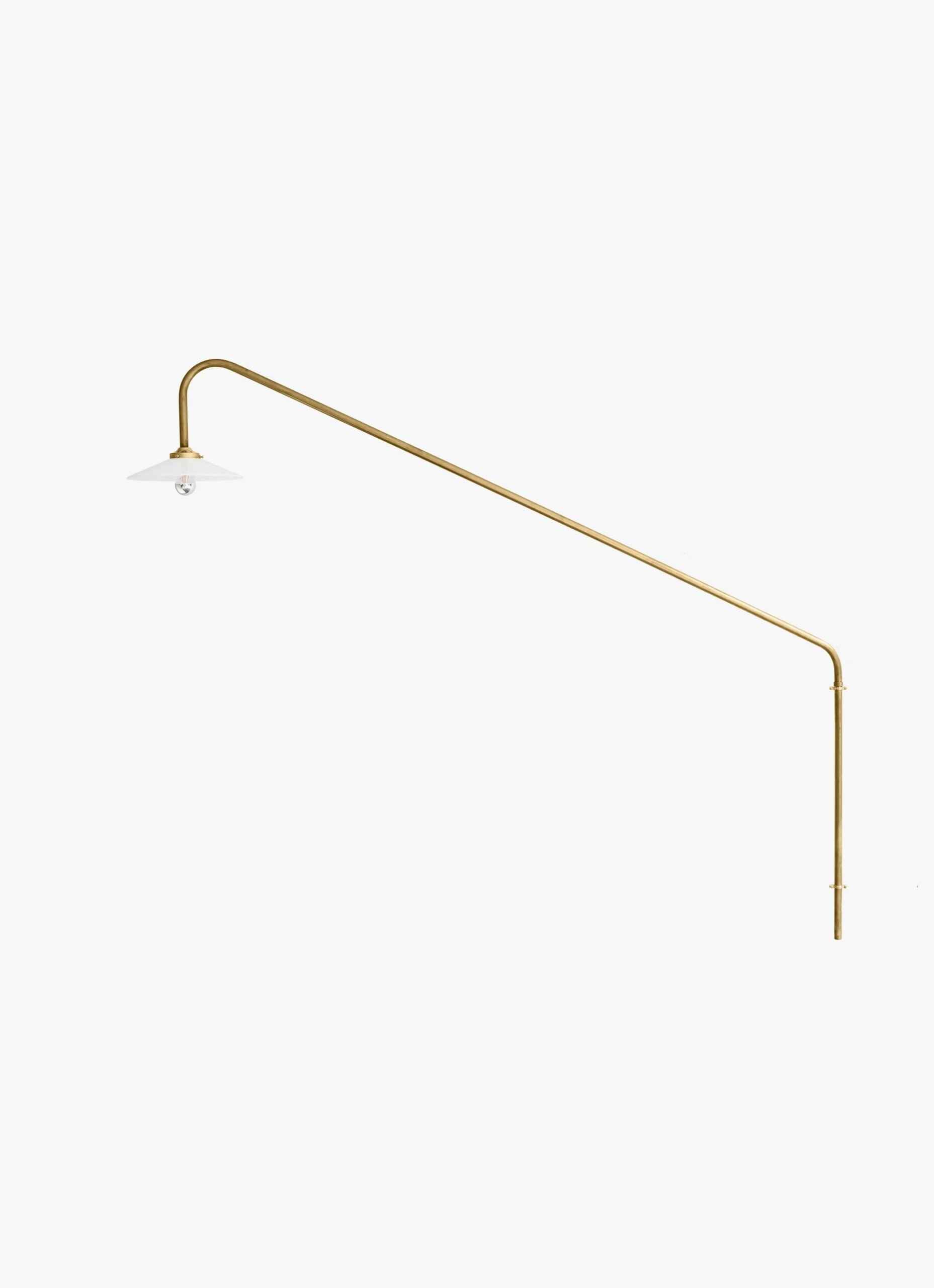 Valerie Objects - Hanging Lamp - No1 - brass