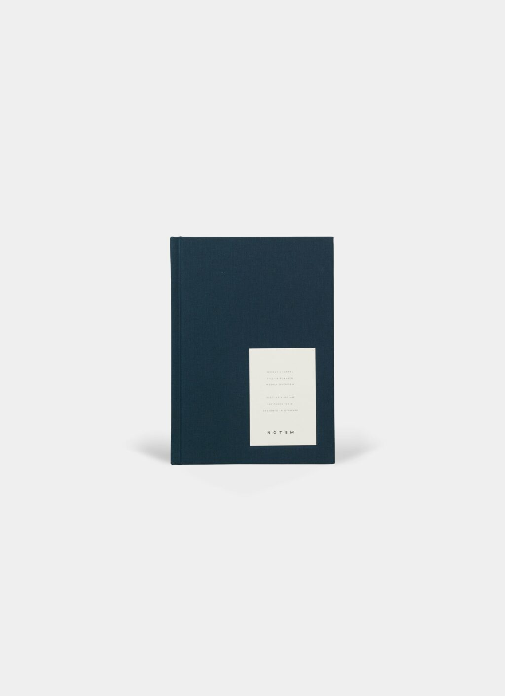 Notem - Even Weekly Journal - M - Dusty Blue