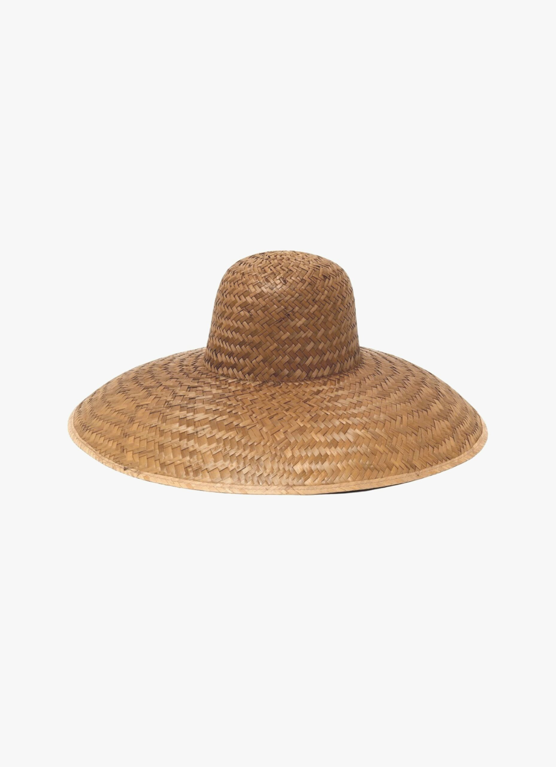 Communitie Marfa - Surfer Hat - Palm Straw - Cooked