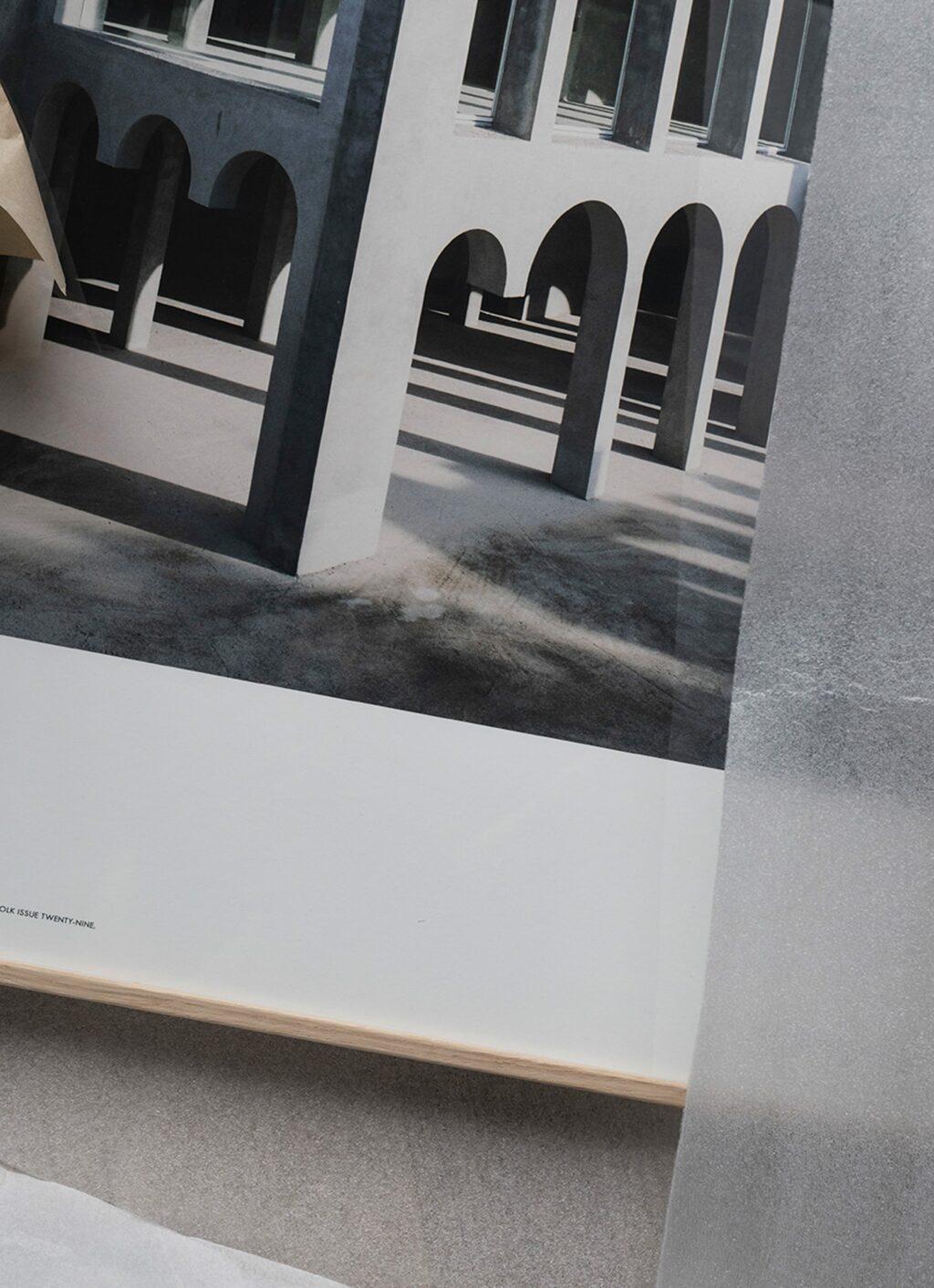 Alium Special Edition for Kinfolk - Art Print - Salva Lopez - Xavier Corbero - 01 - 50x70cm