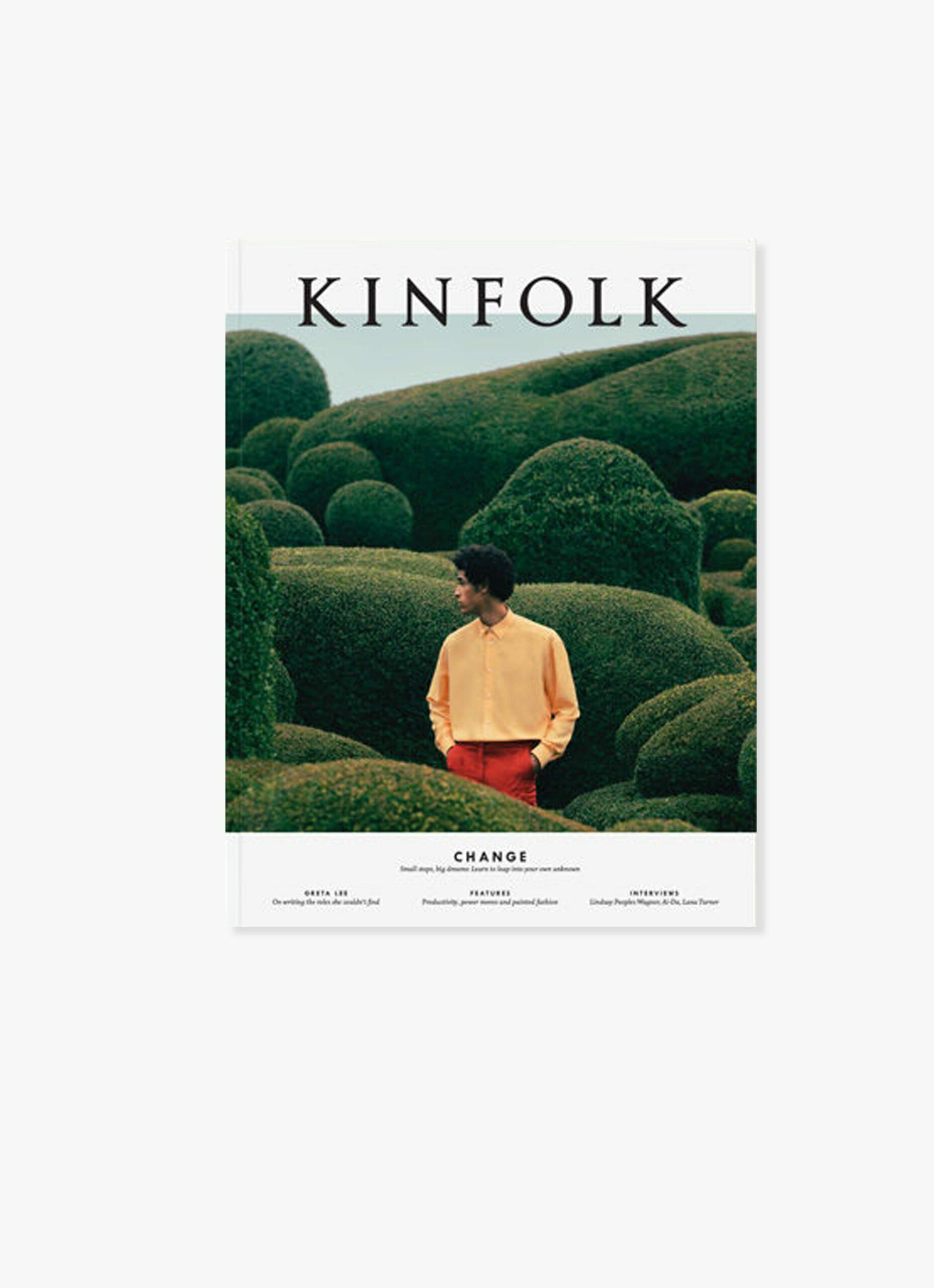 Kinfolk Magazine Issue 35 - Change Special