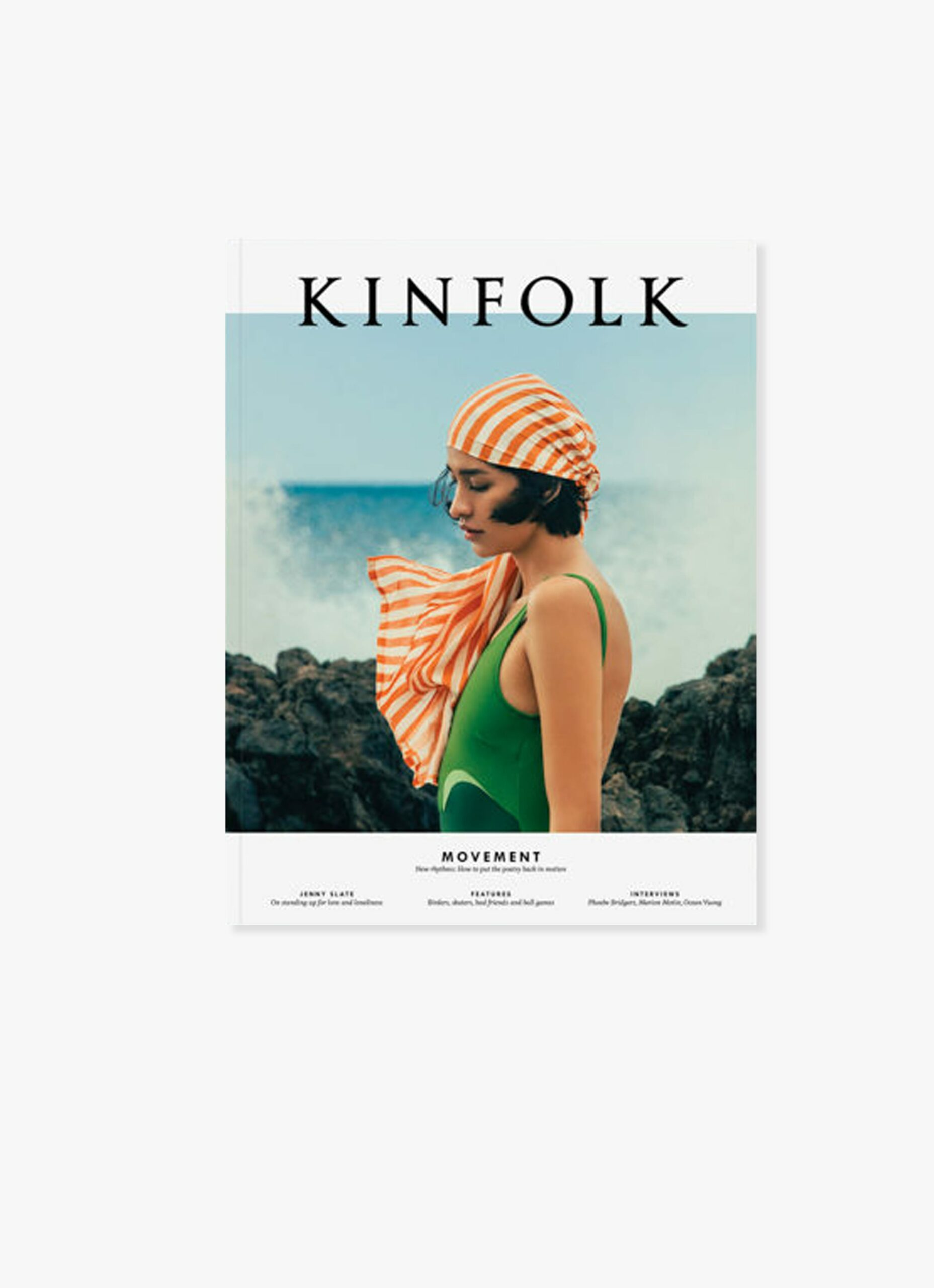 Kinfolk Magazine Issue 36 - Movement Special