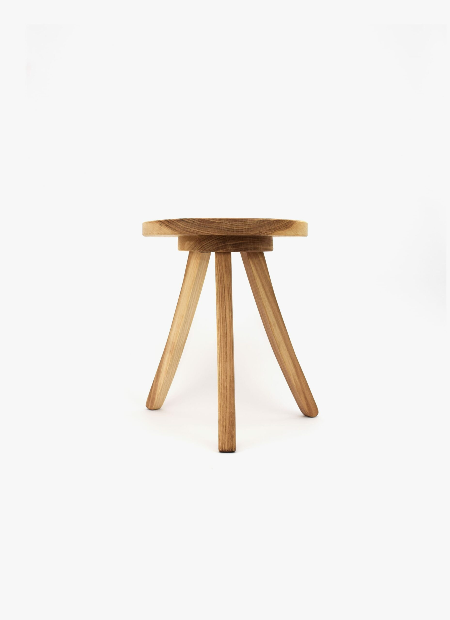 Vinko Nino Jaeger - Stool No. 2 - Scheibe - Item No. 3