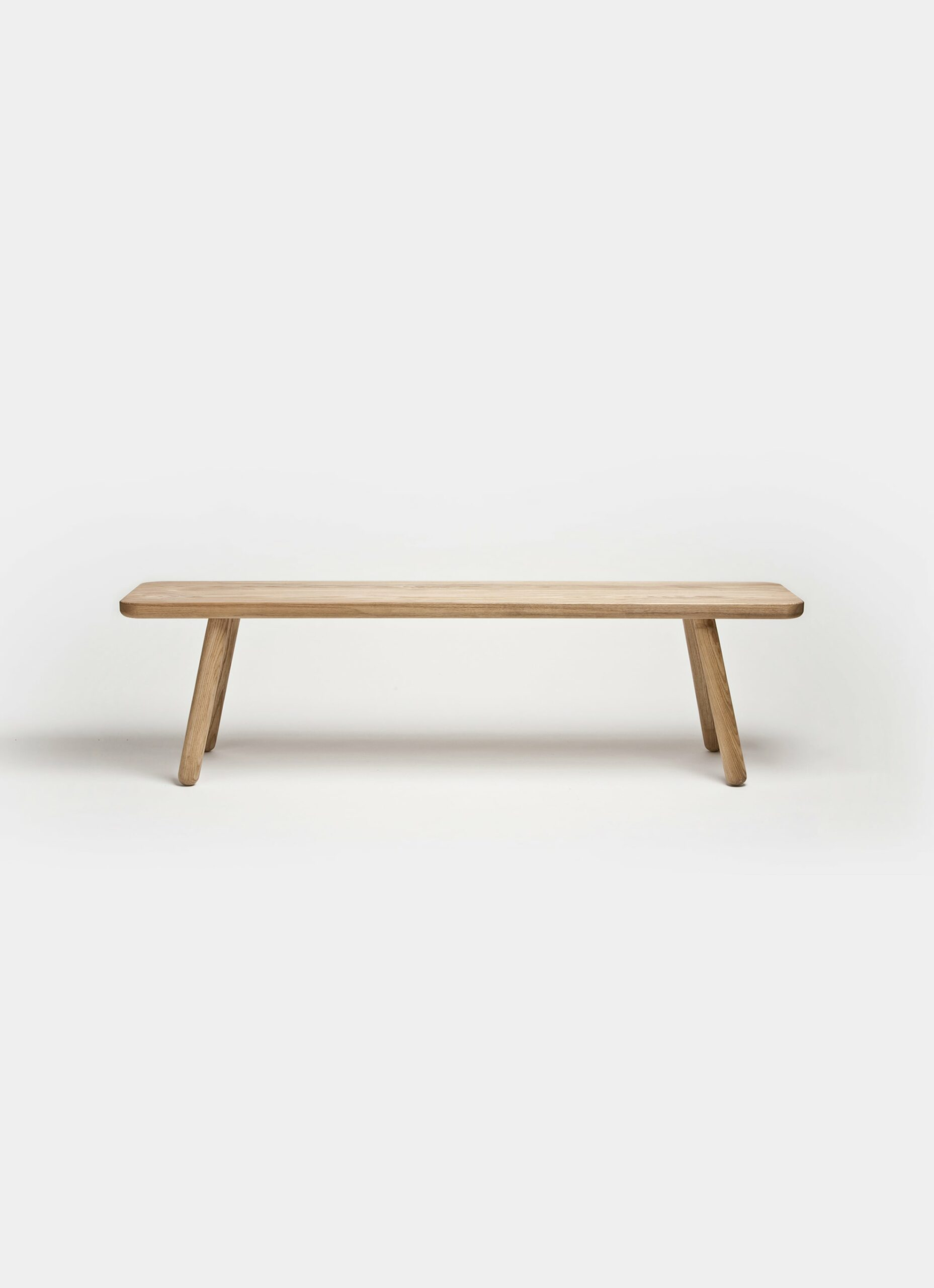 Another Country - Bench One - Oak - 140cm