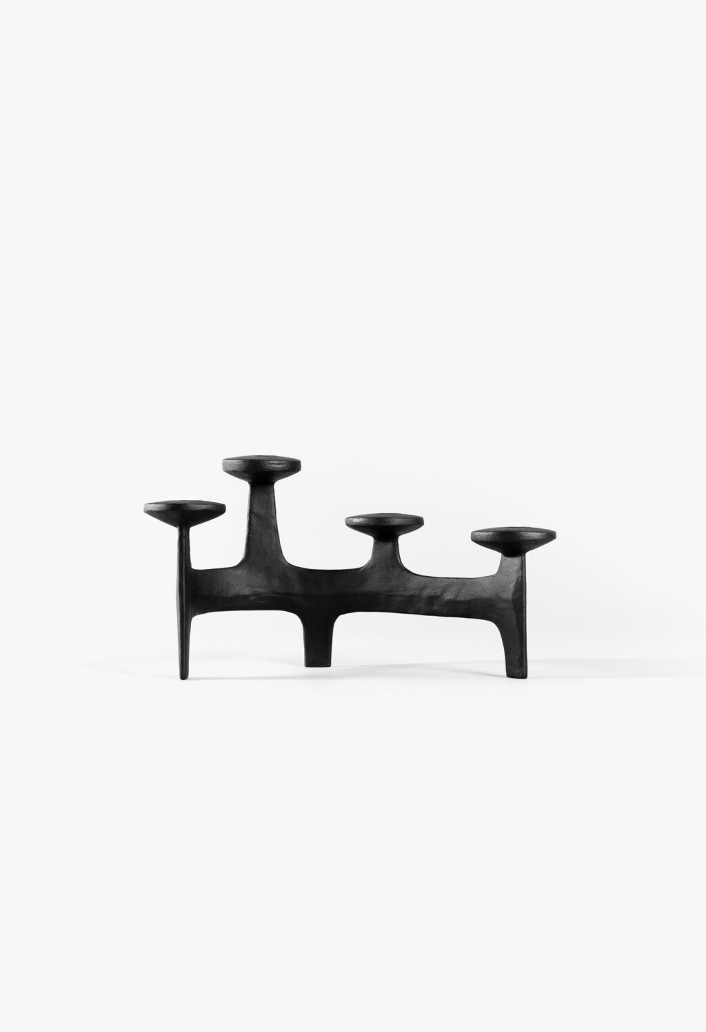 Nedre Foss - Nunatak - Candelabra - by Anderssen and Voll - cast iron