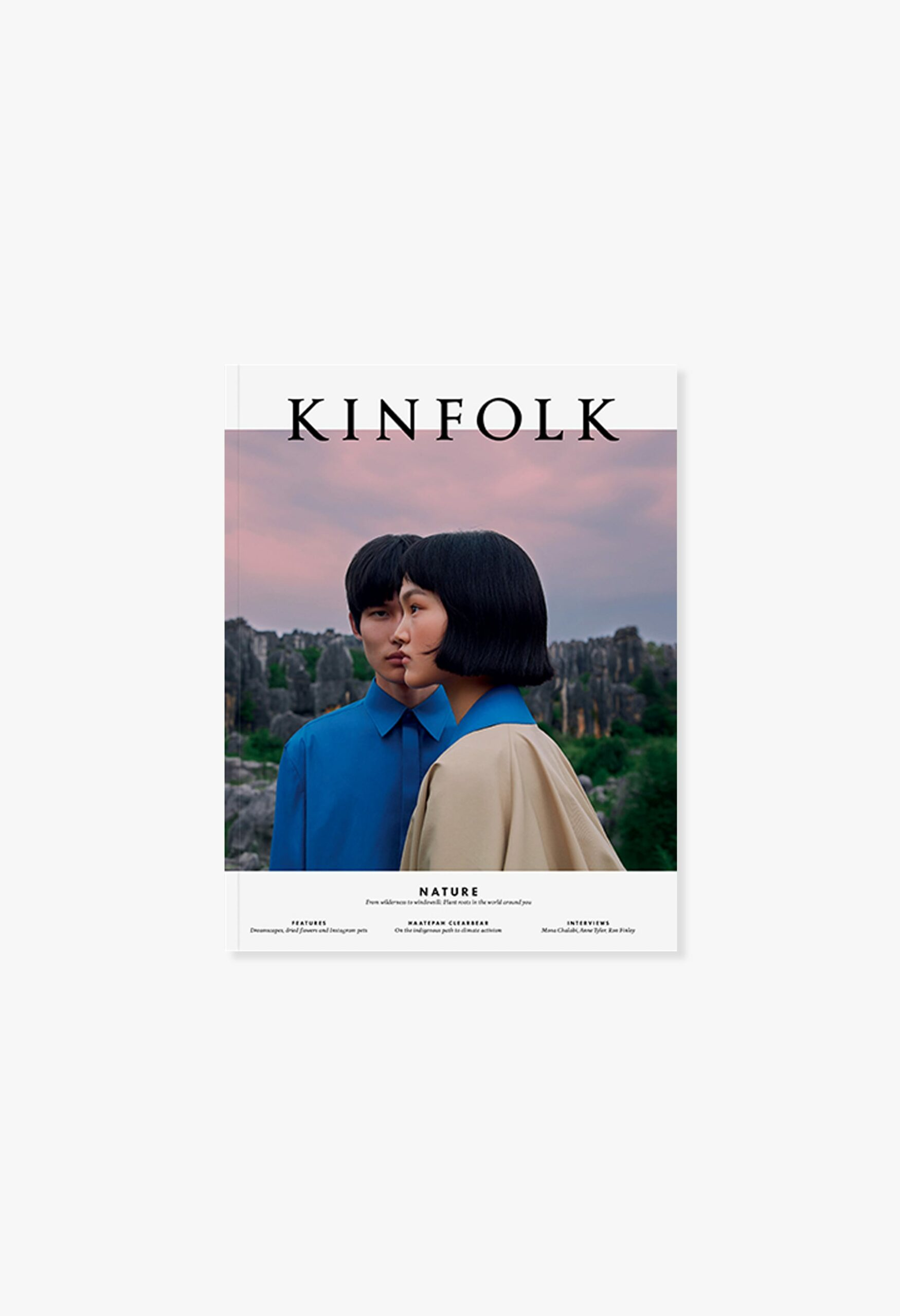 Kinfolk Magazine Issue 37 - Nature Special