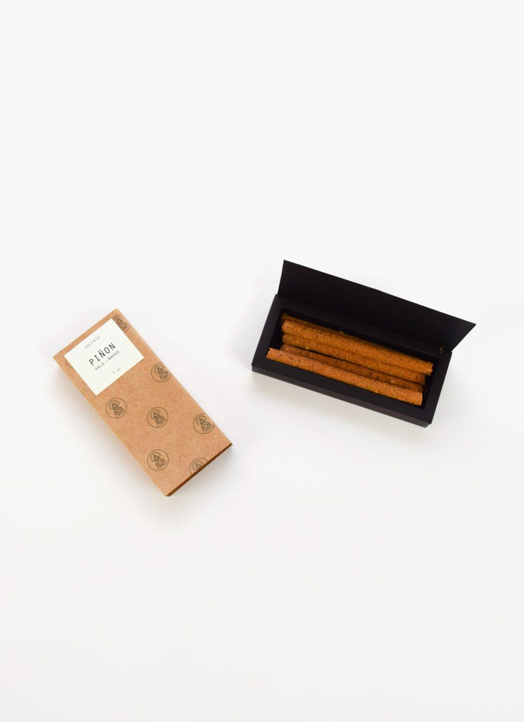 Incausa - Makko Incense bricks - Palo Santo - Pinon