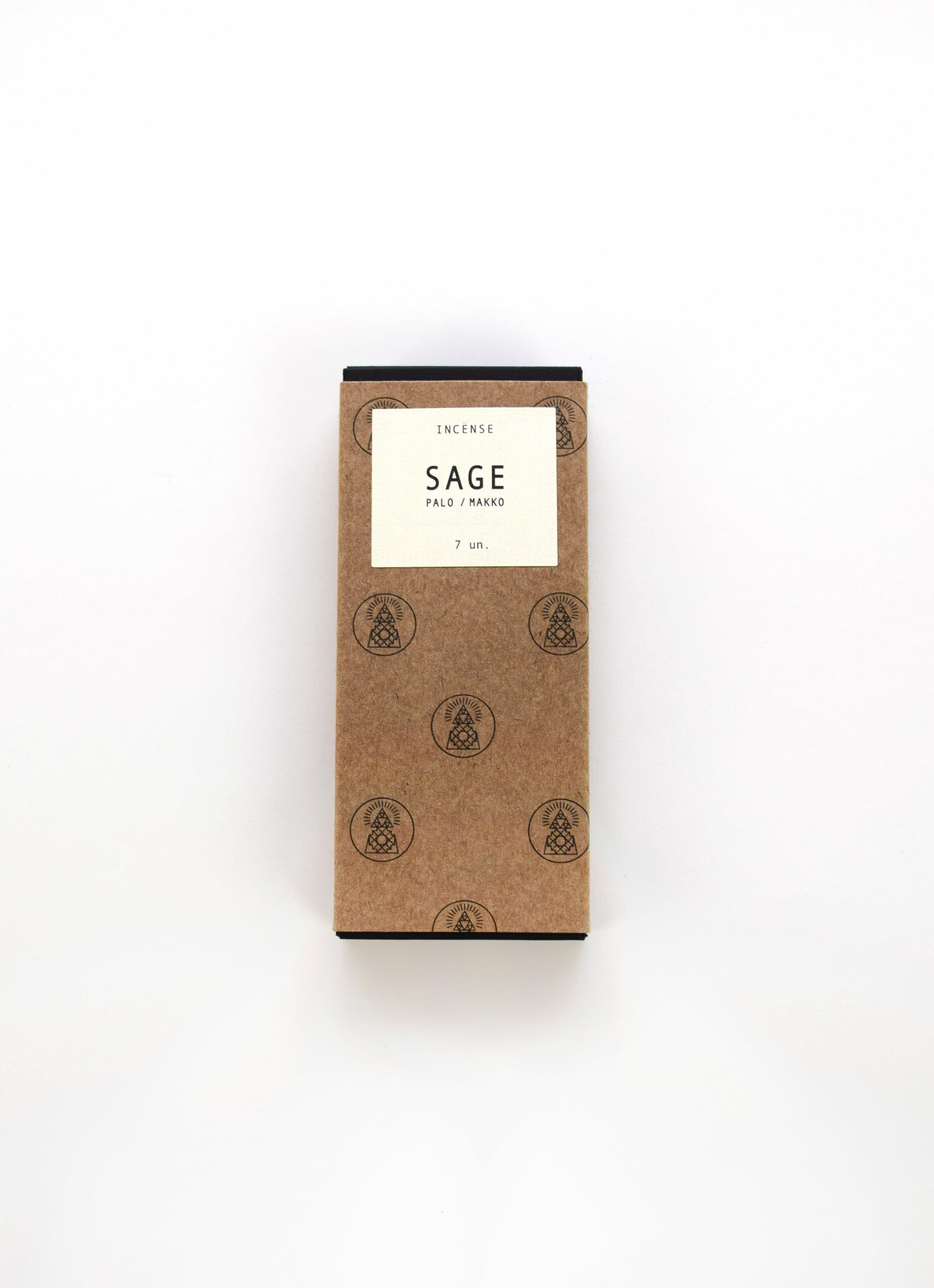 Incausa - Makko Incense bricks - Palo Santo - White Sage