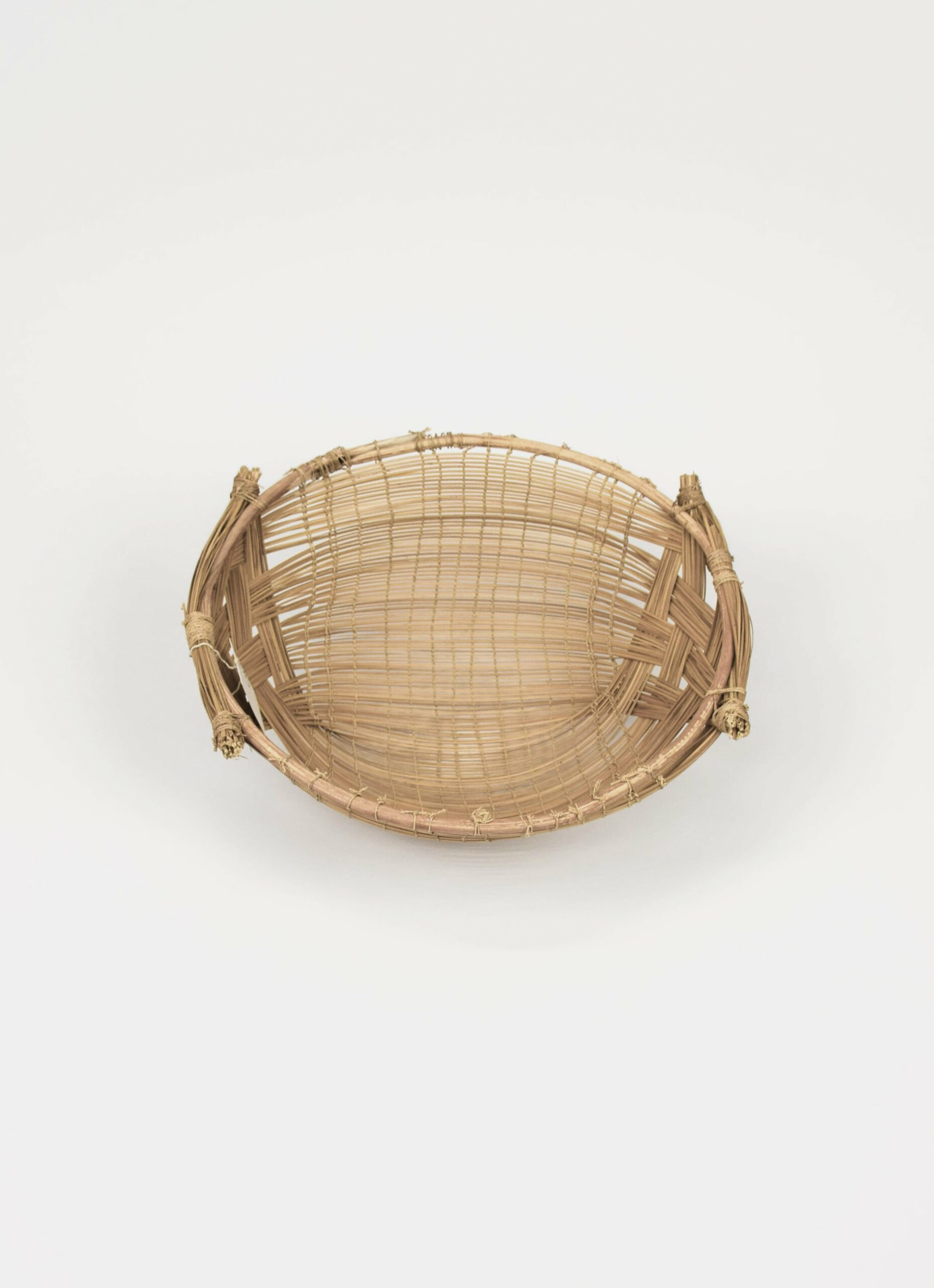 Incausa - Mehinako People - Traditional Fishing Basket - M