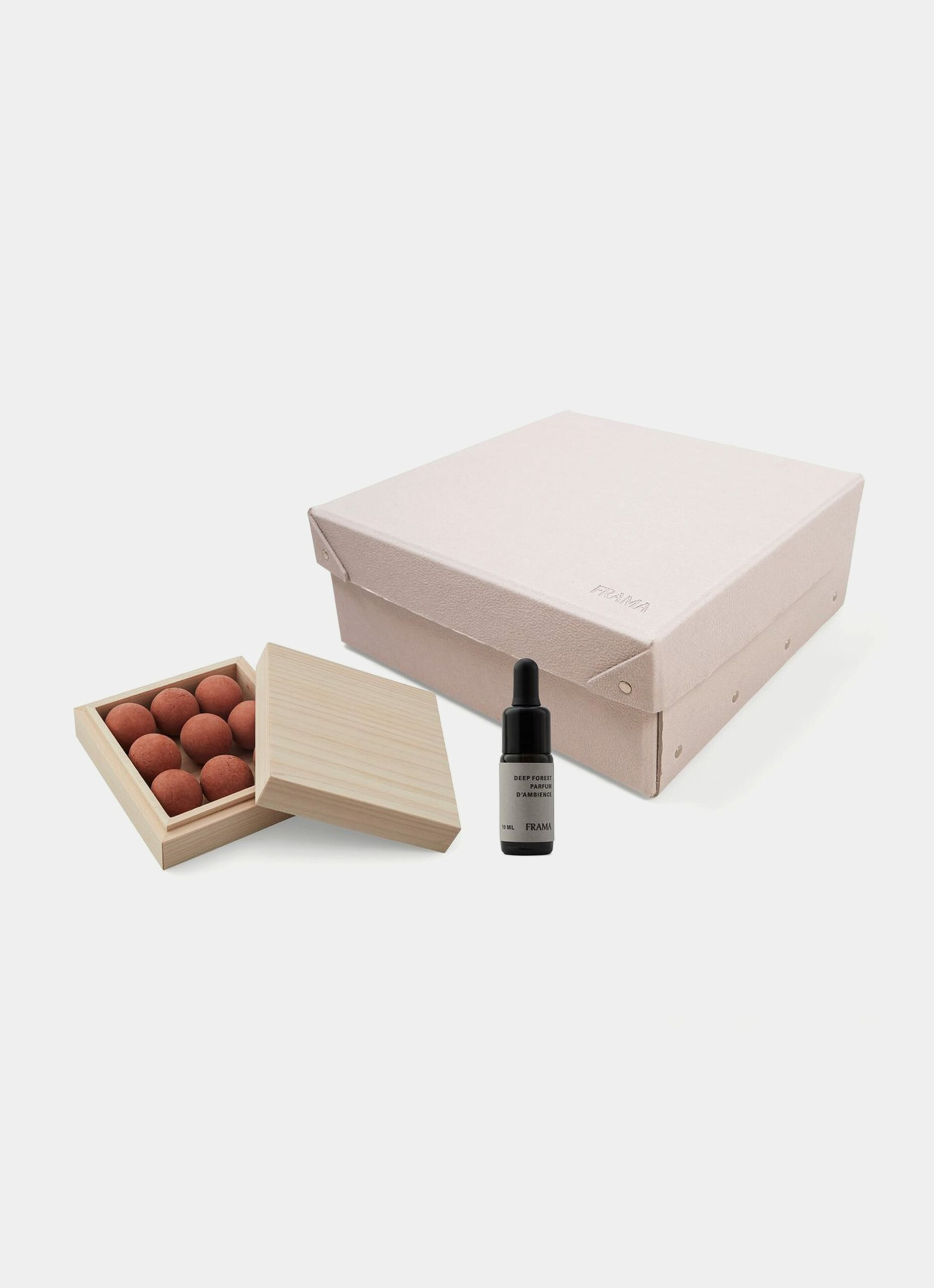 Frama - Gift Box - From Soil To Form - Deep Forest Oil