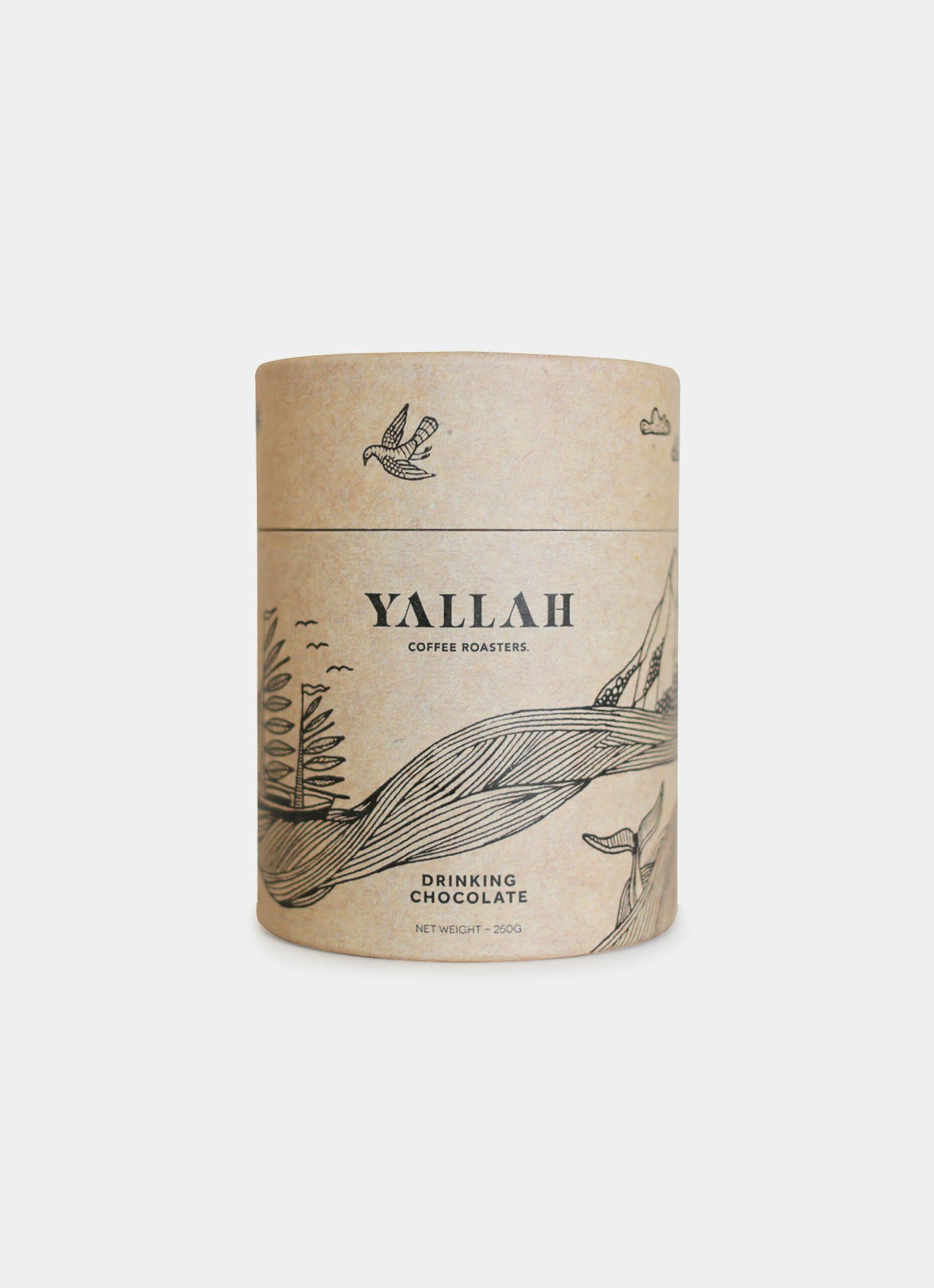 Yallah Coffee Roasters - Chocolarder - Drinking chocolate