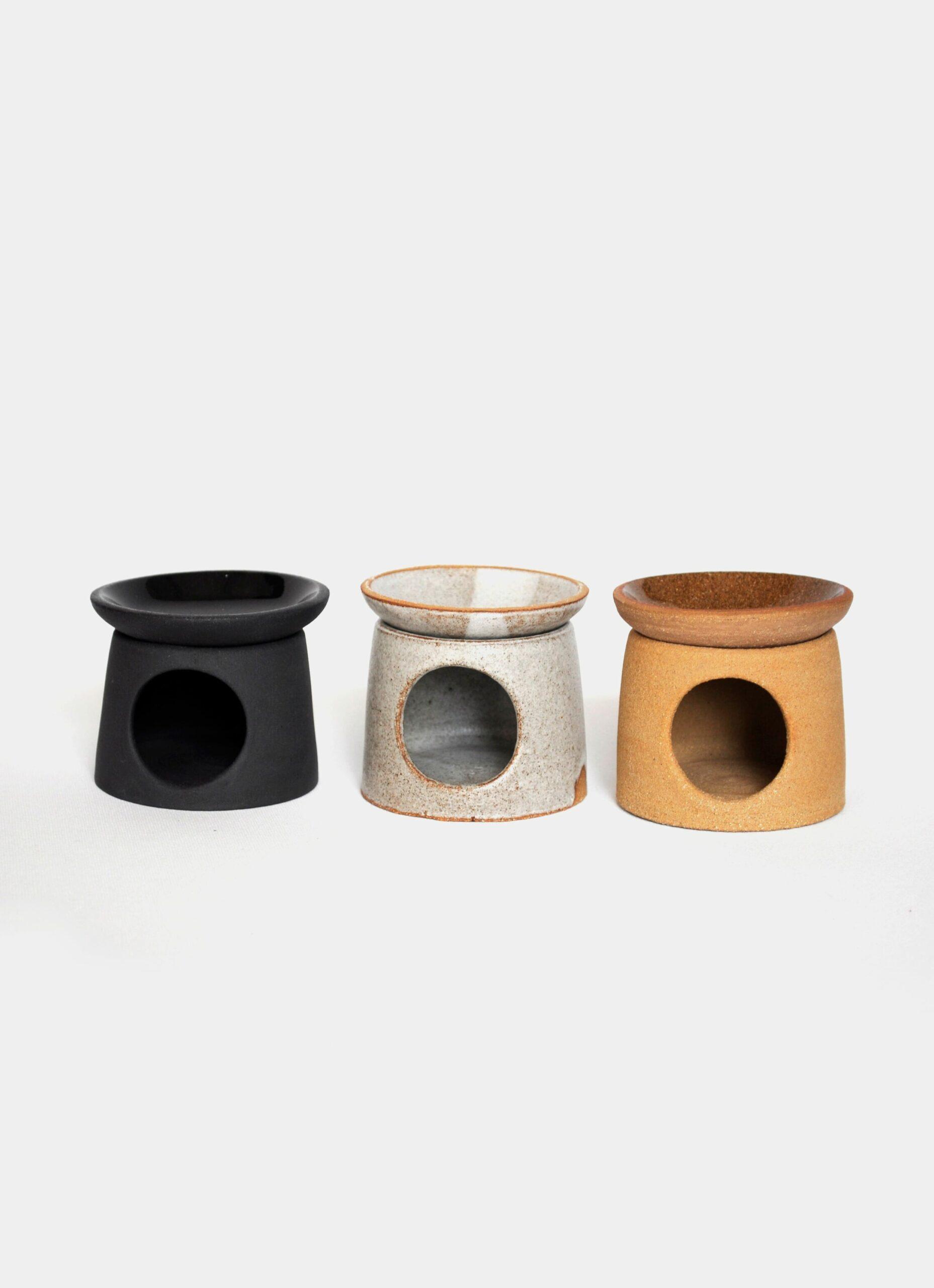Kolektiv DVA - Oil Oil Diffuser - black - white - sand
