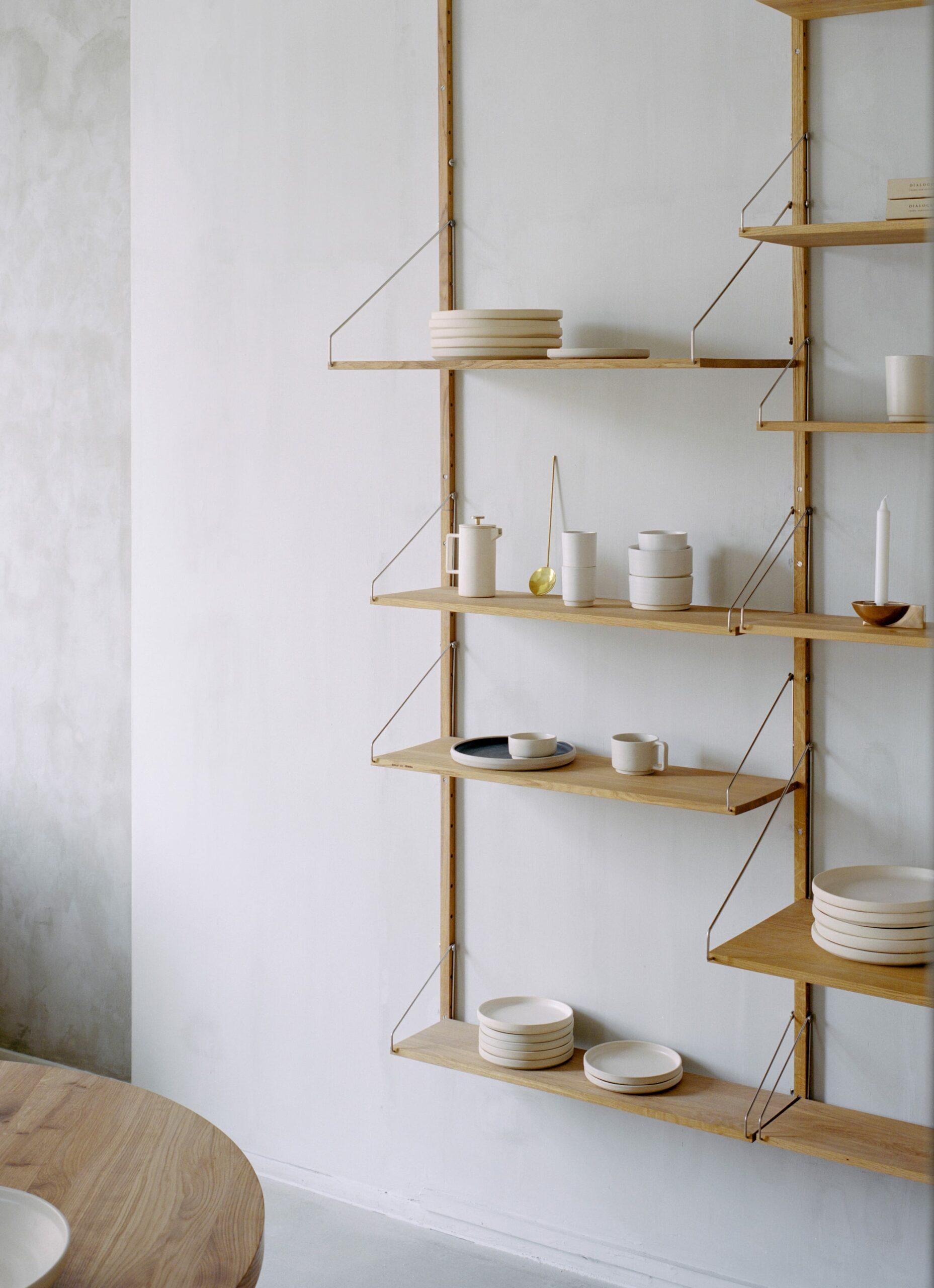 Frama - Otto Stoneware Low Mug with Handle - Natural
