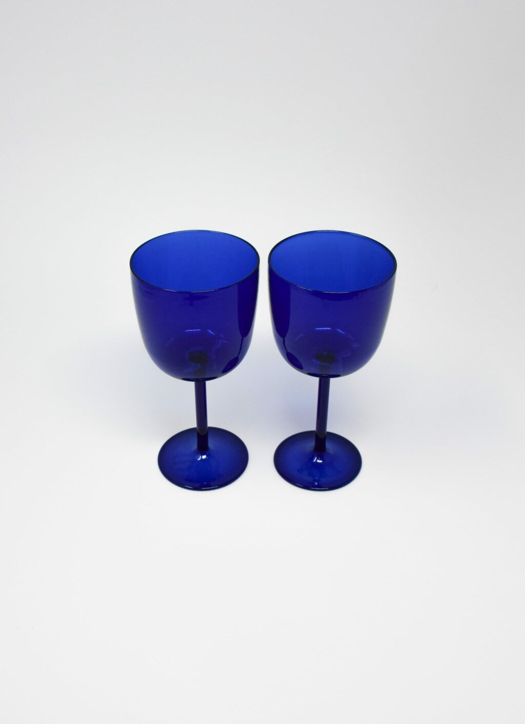 Research and Design Lab - Tuccio - Calice - Set of two - Lyons blue