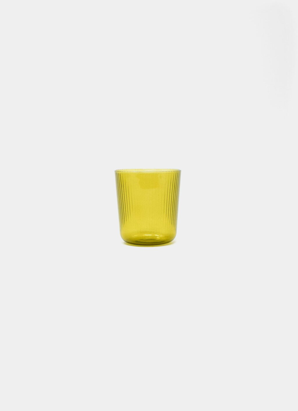 Research and Design Lab - Luisa Tinto - Vino - Set of two - Citrine green