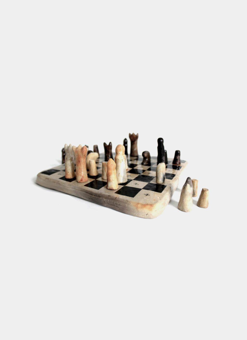 Flayou - Chich-Bich - Chess black