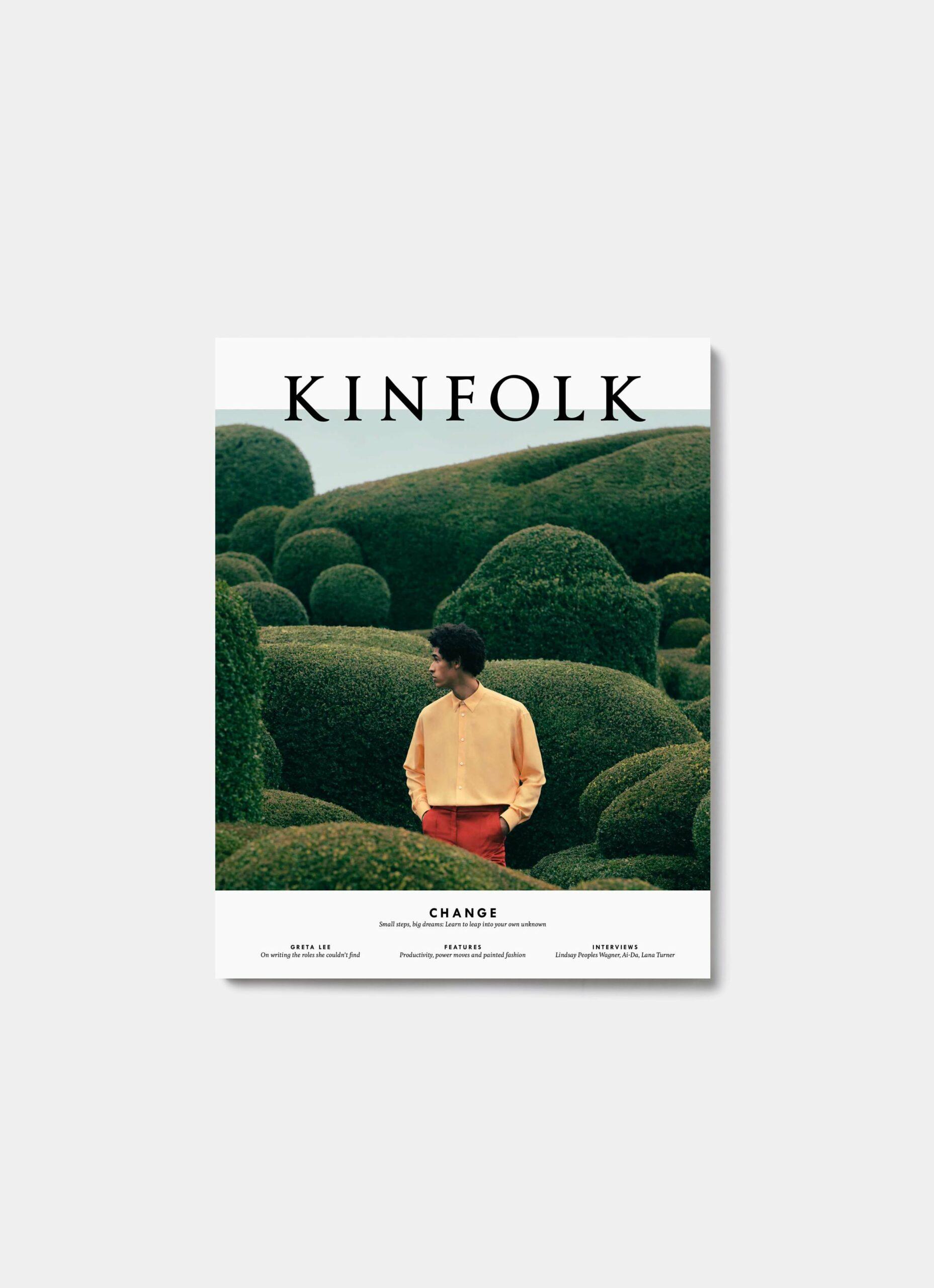 Kinfolk Magazine - Issue 35 - Change Special