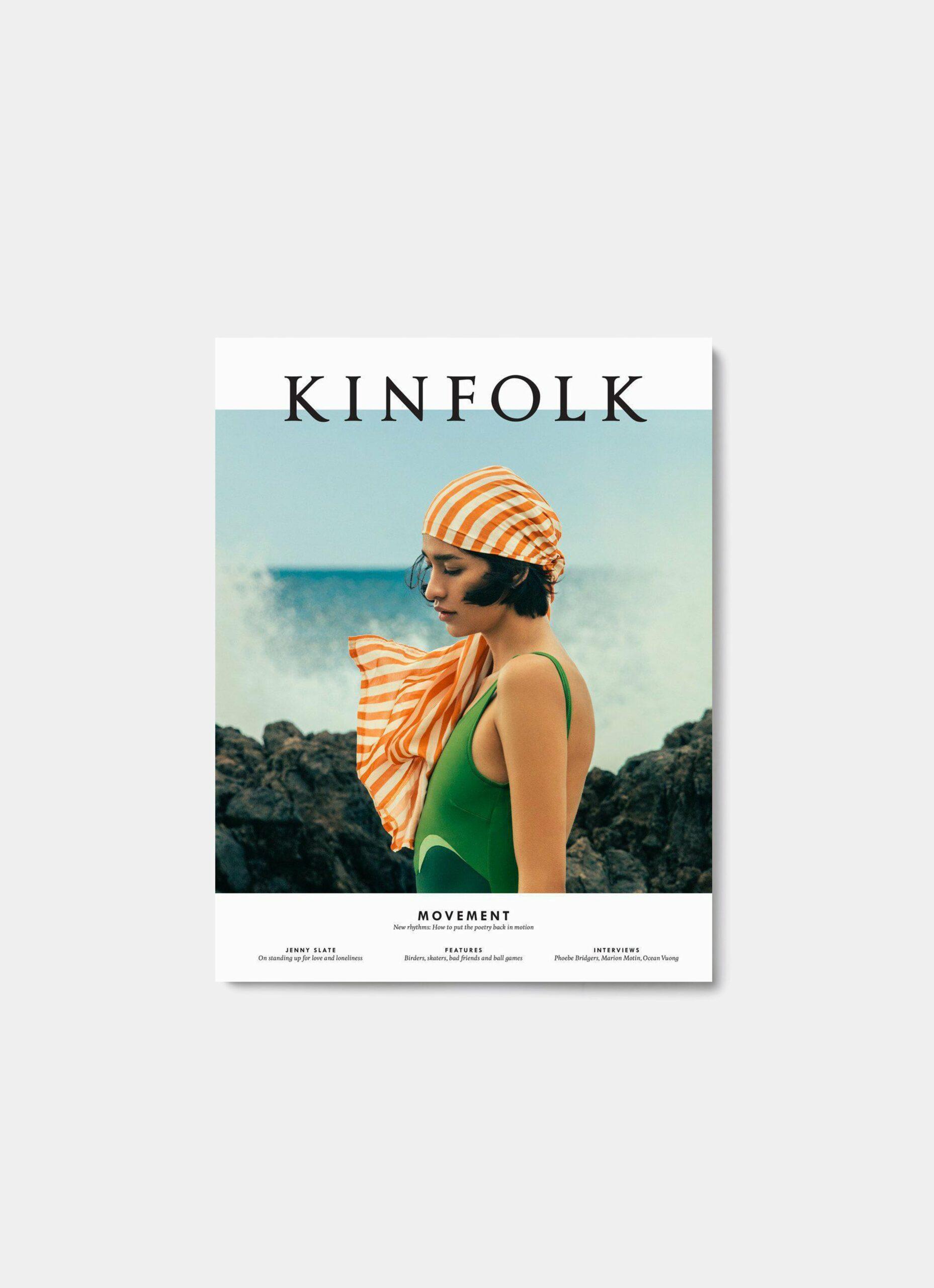 Kinfolk Magazine - Issue 36 - Movement Special