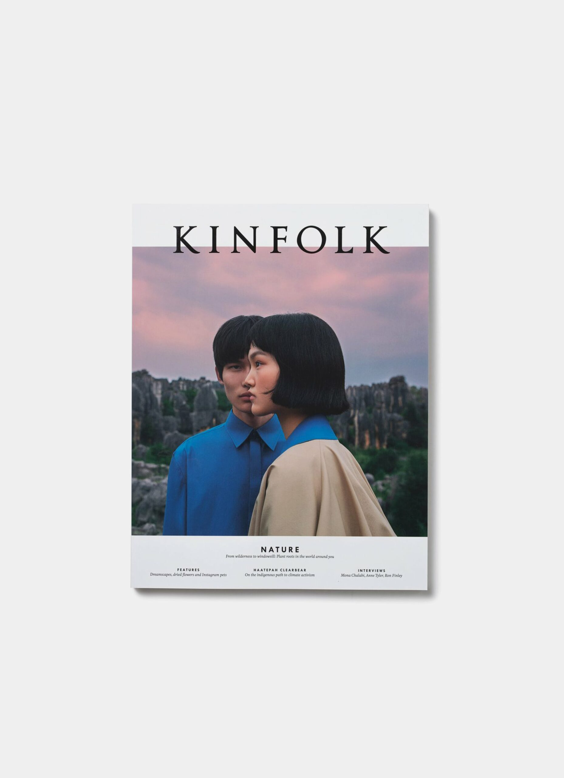 Kinfolk Magazine - Issue 37 - Nature Special
