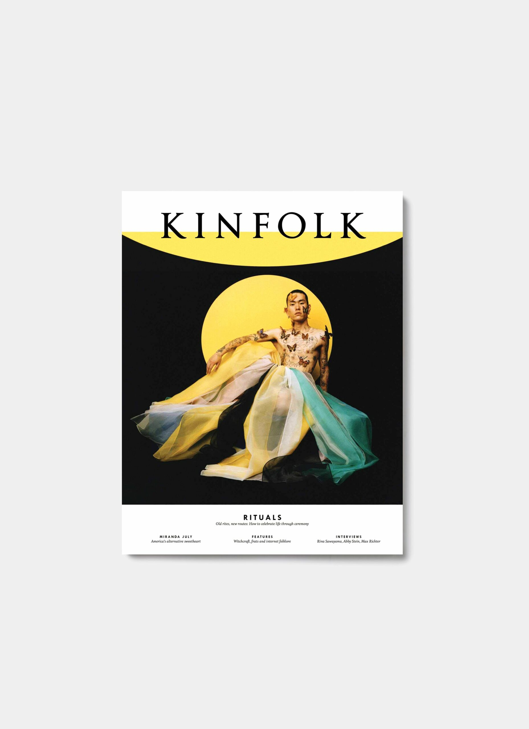 Kinfolk Magazine - Issue 38 - Rituals Special