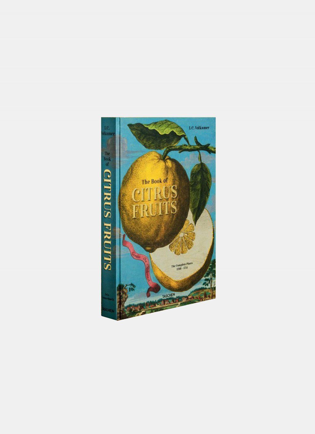 Taschen - J. C. Volkamer - The Book of Citrus Fruits