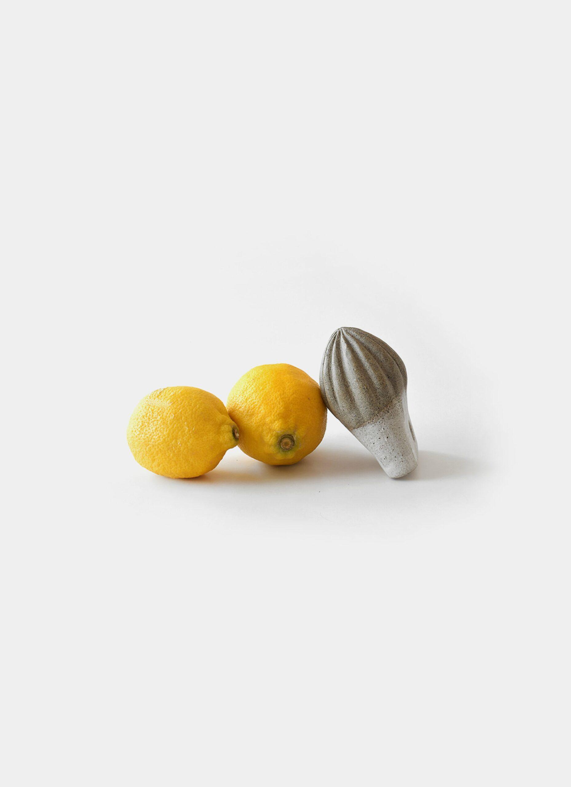 Lovisa Waldrop Bergman - Lemon Squeezer - Handmade Stoneware