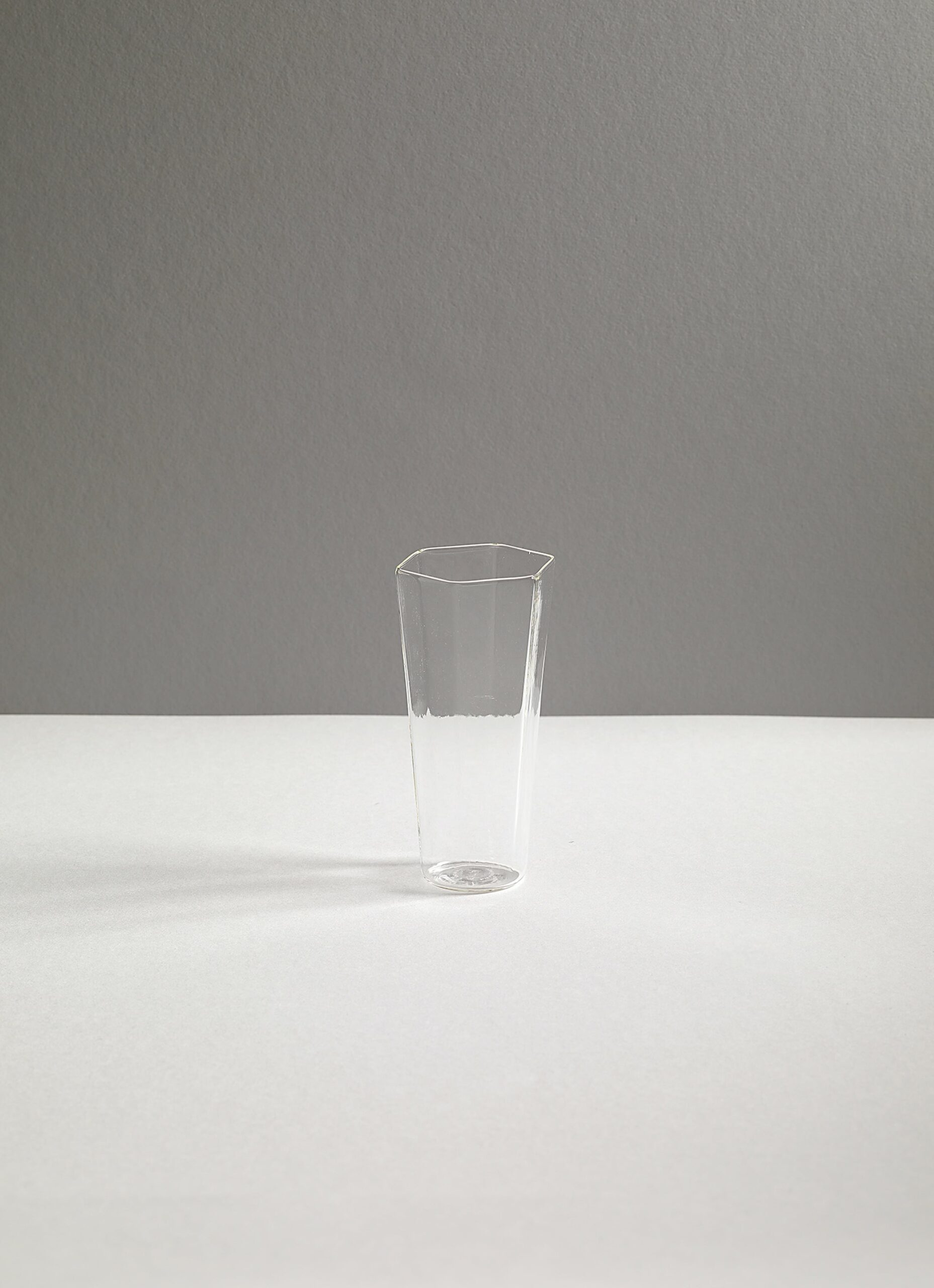 Research and Design Lab - Nini - Mouth blown glass - Clear - Set of two