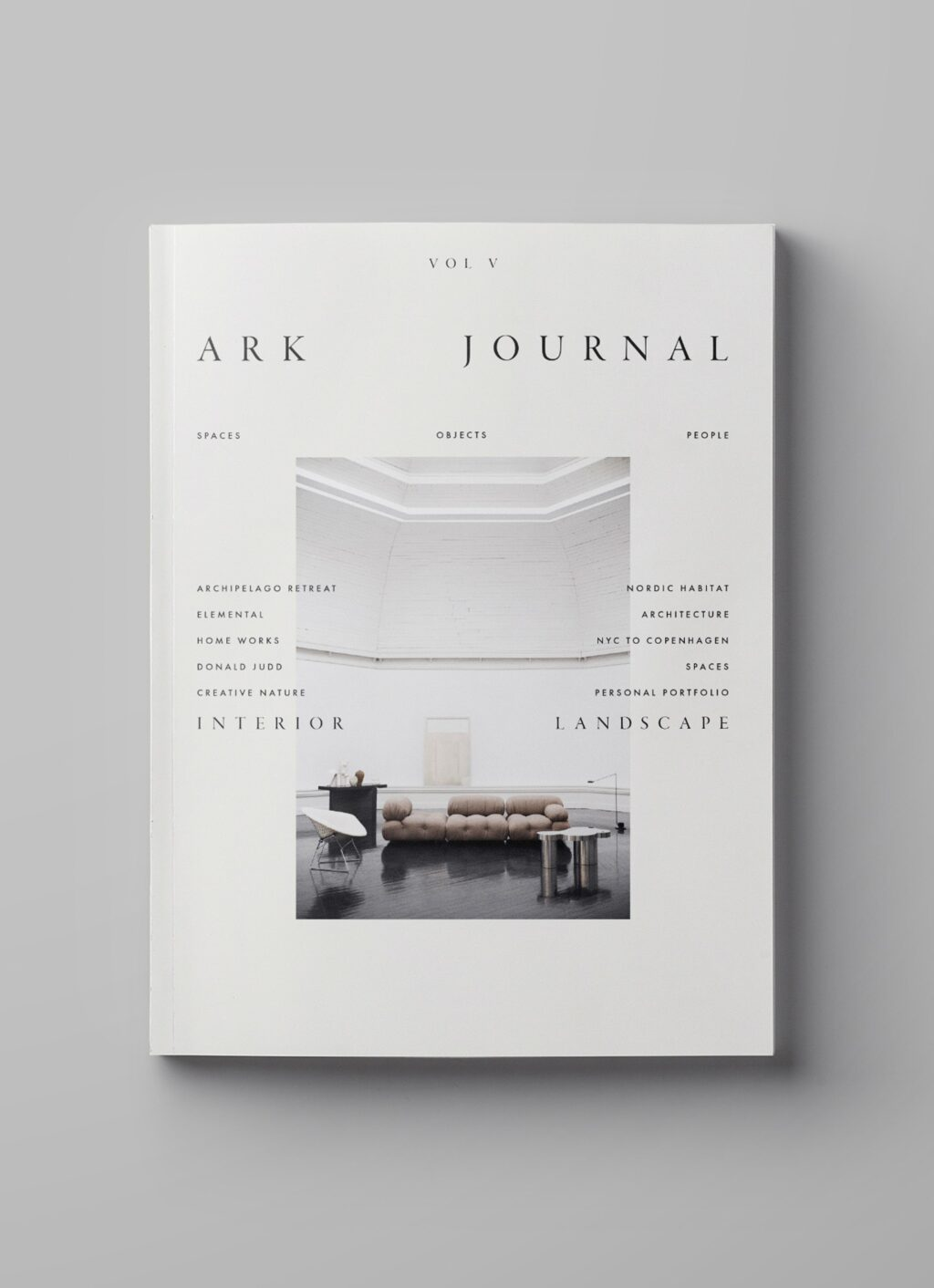 Ark Journal - Spring-Summer 2021 - Volume V