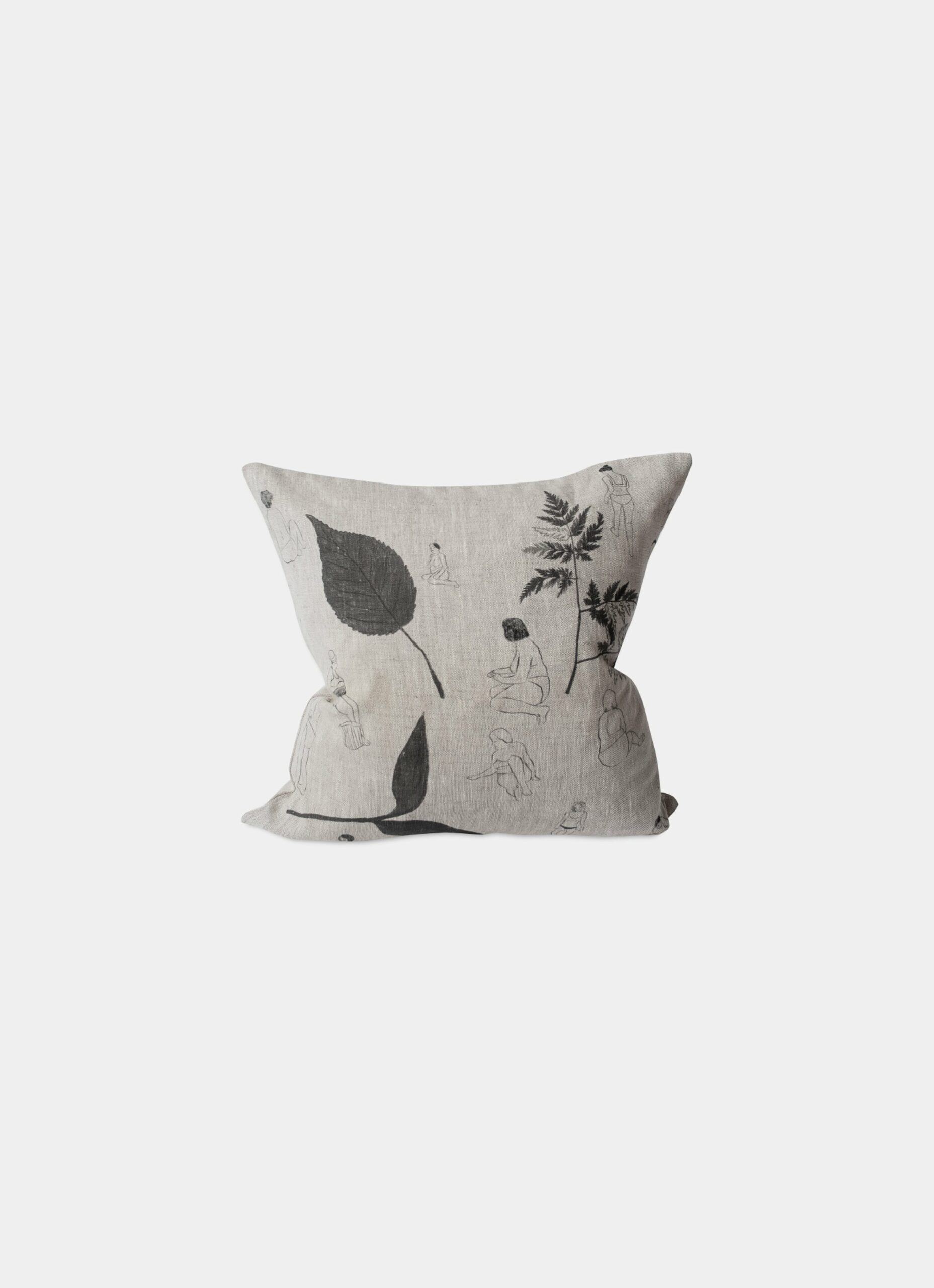 Fine Little Day - Saltholmen - Cushion - Linen