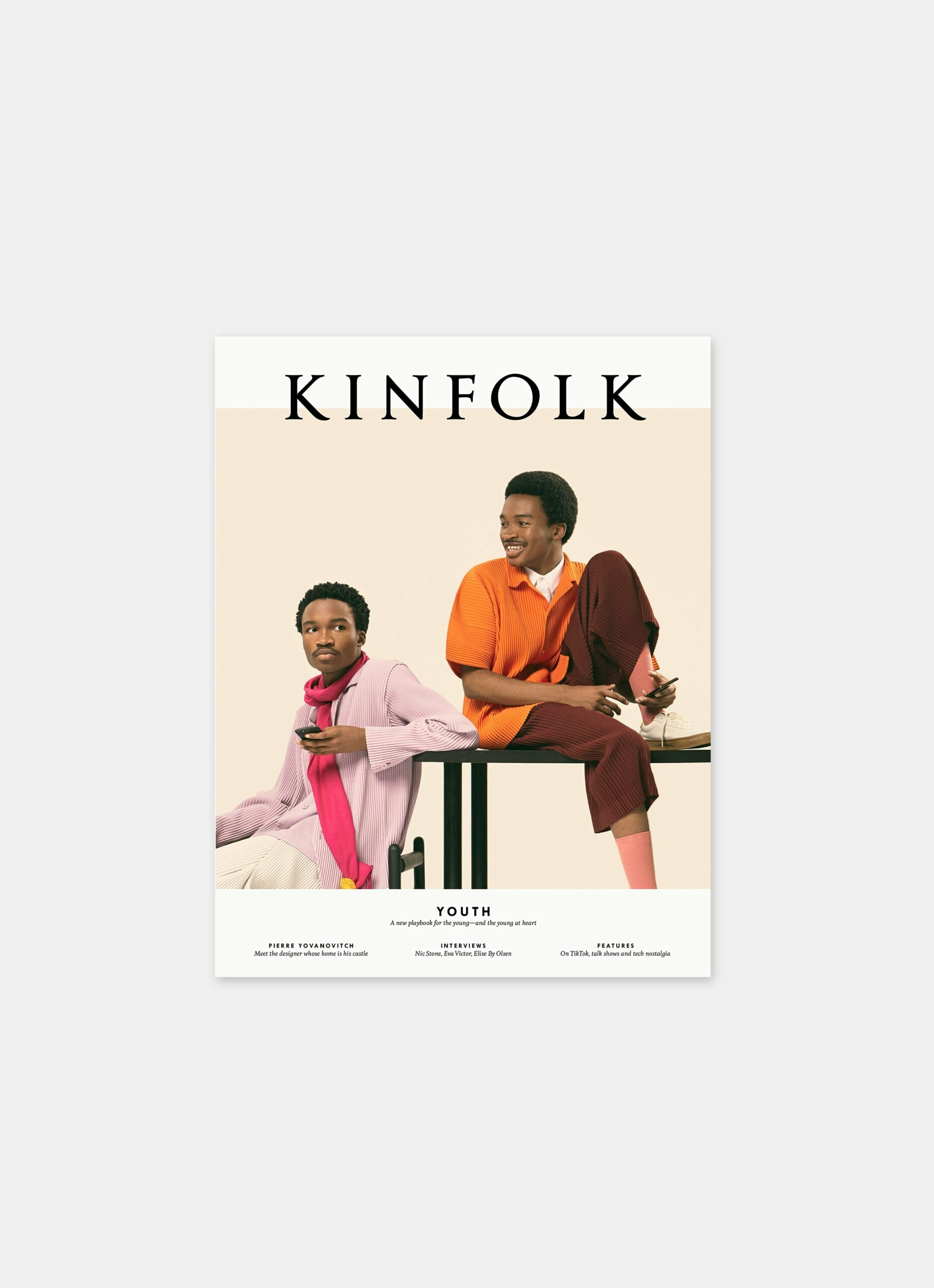 Kinfolk Magazine - Issue 39 - Youth