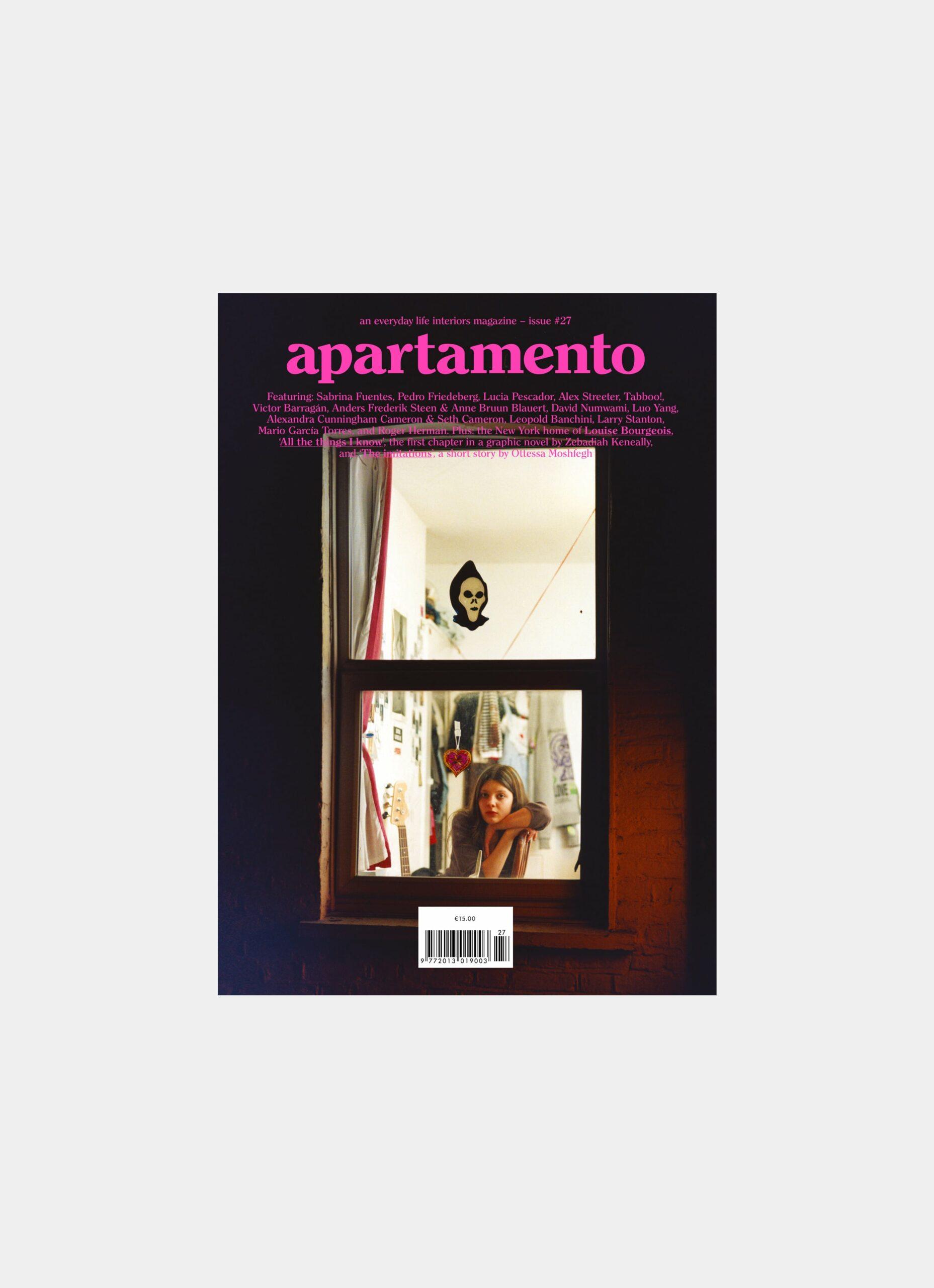 Apartamento - Magazine - Spring Summer 2021 - Issue 27