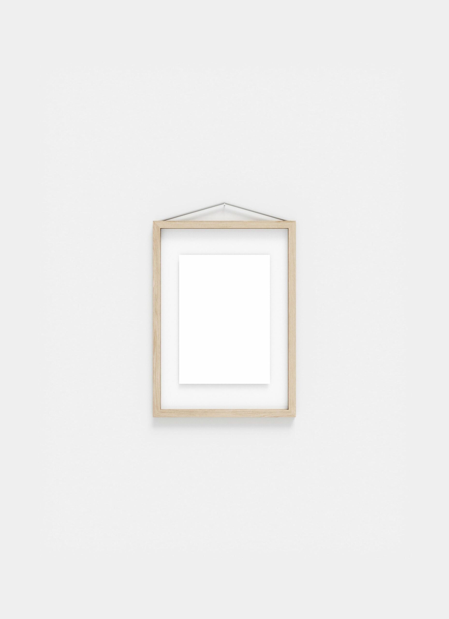 Moebe Frame - Ash - medium - A4