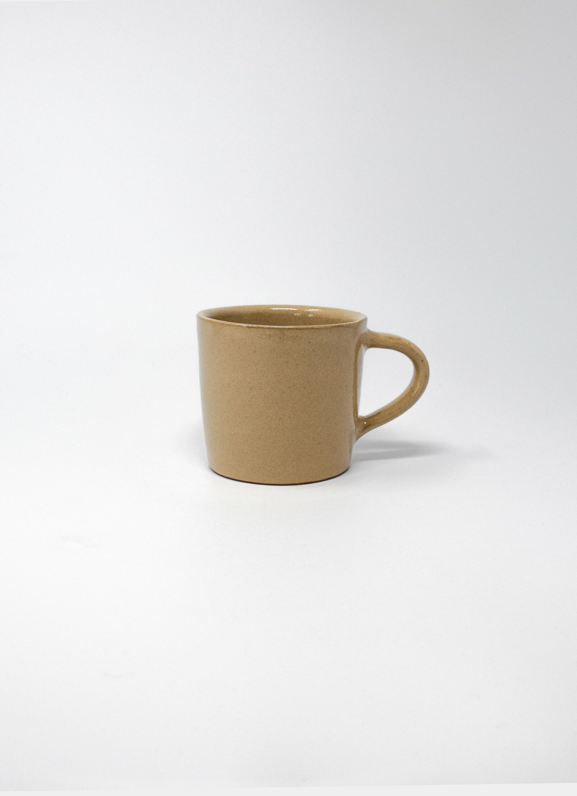TMM - Stoneware cup - Light Sand