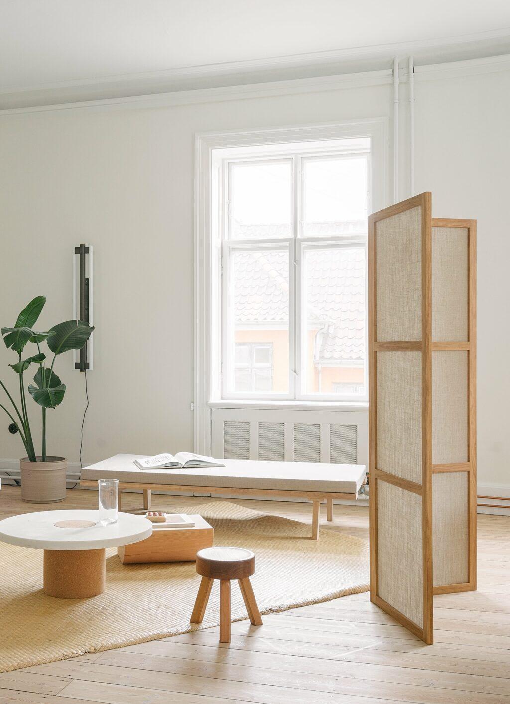 Frama - Room Divider - Three Panels