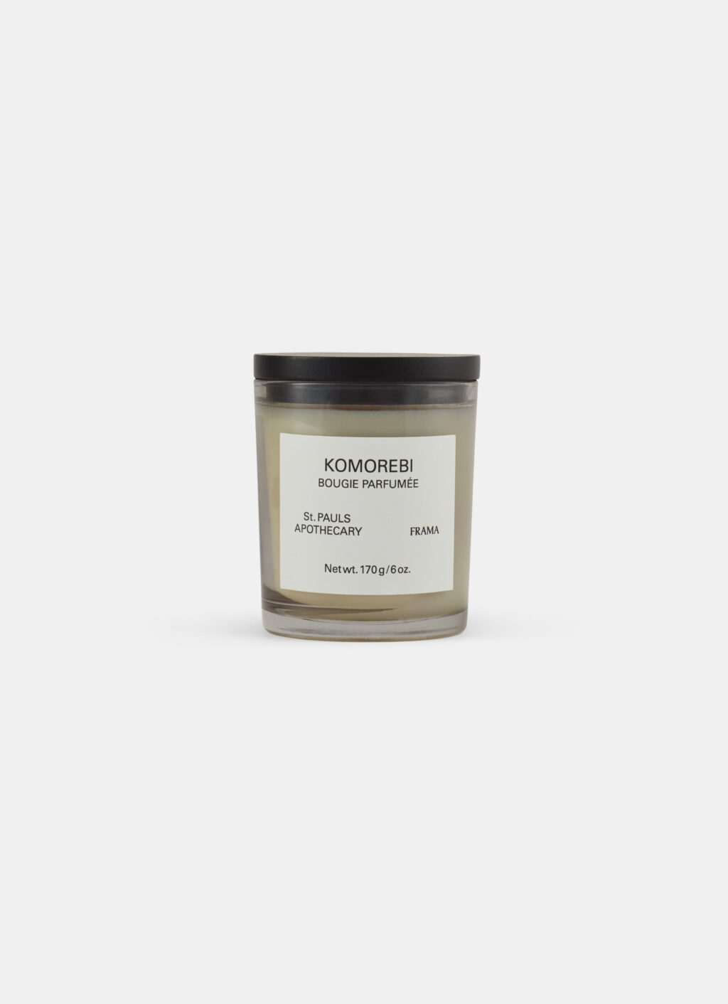 Frama - St. Pauls Apothecary - Komorebi - Scented Candle - 170 g